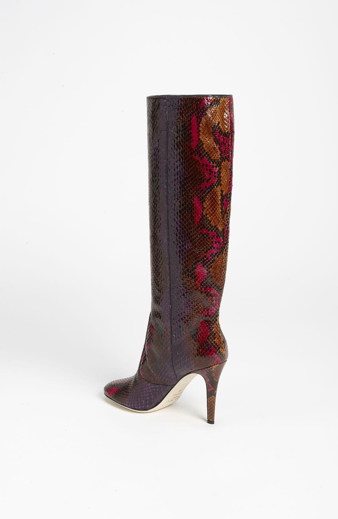 Alternate Image 2  - Jimmy Choo 'Tosca' Genuine Python Pull-On Boot