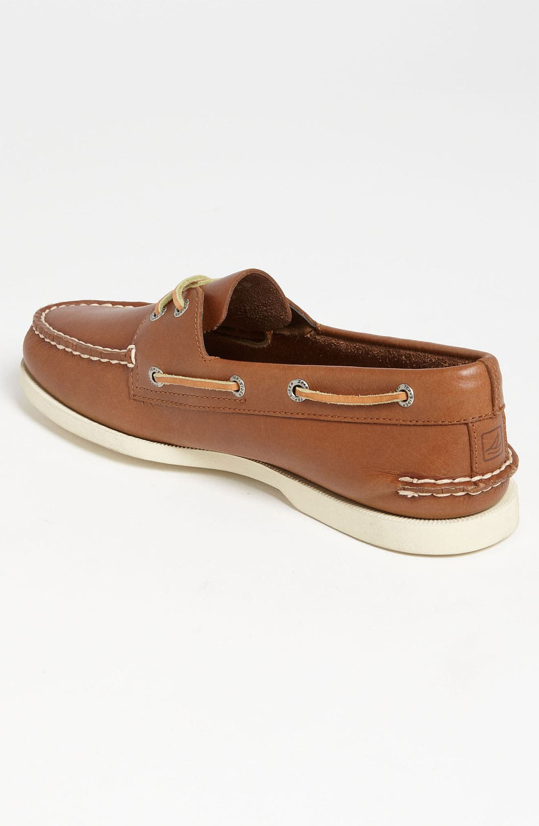 Alternate Image 2  - Sperry 'Authentic Original' Leather Boat Shoe