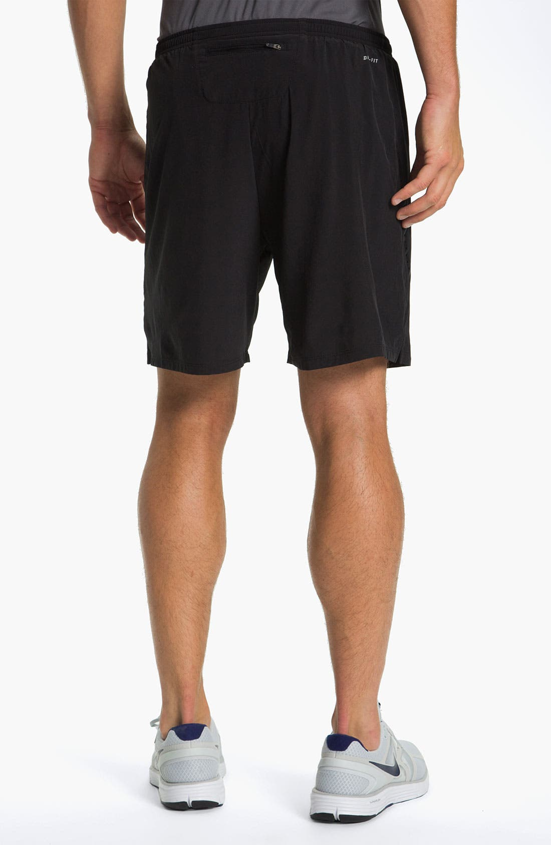 Alternate Image 2  - Nike 'Laser' Two in One Running Shorts (Online Exclusive)