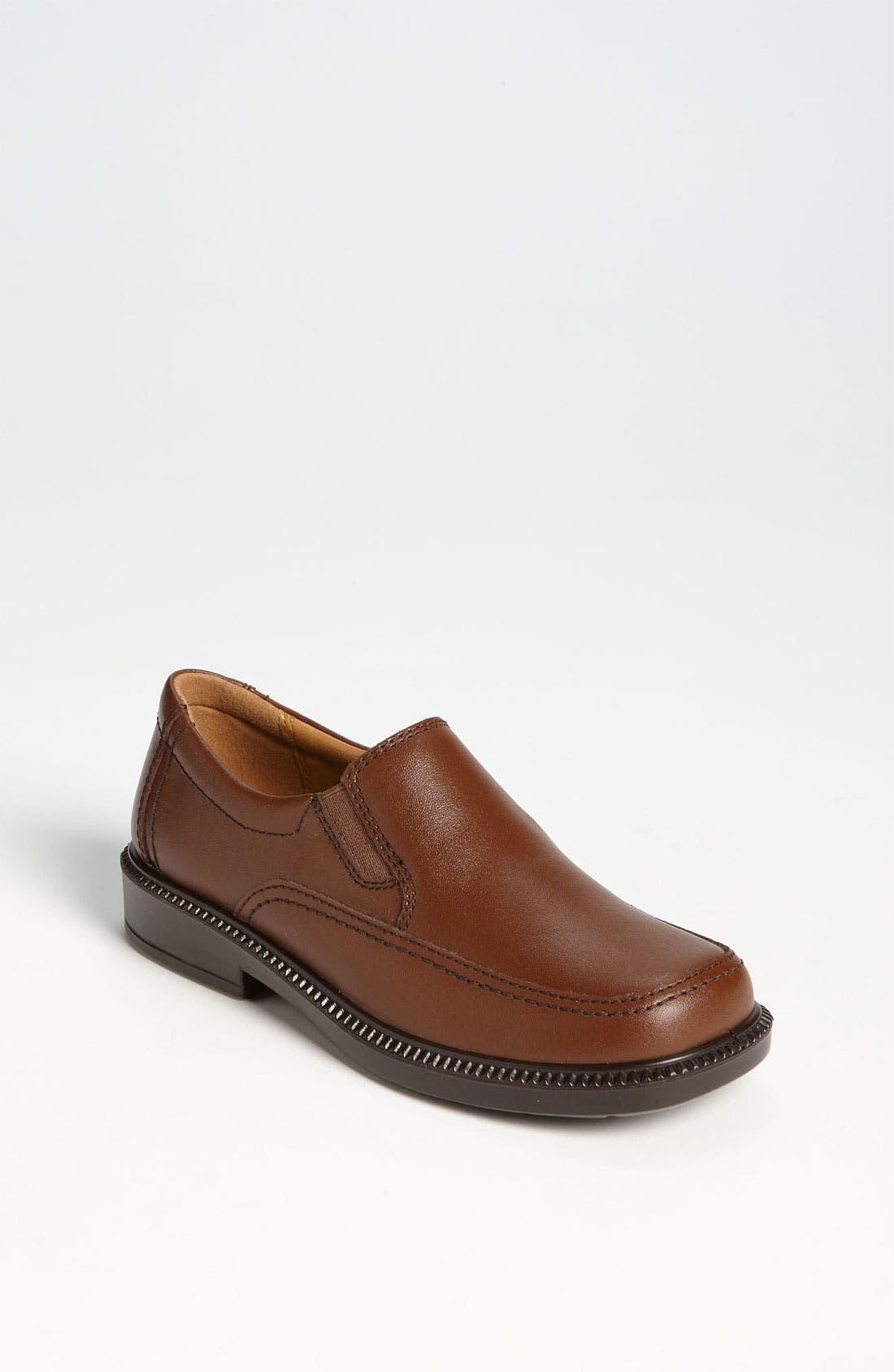 'Bogan' Slip-On,                         Main,                         color, Brown