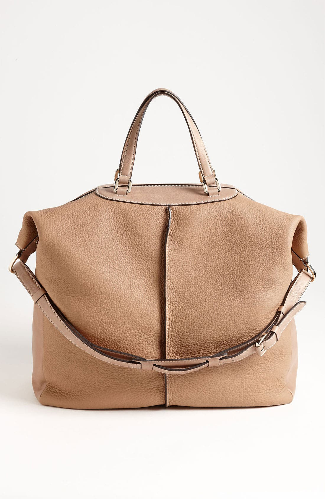 Alternate Image 4  - Tod's 'Classic Miky - Large' Leather Tote