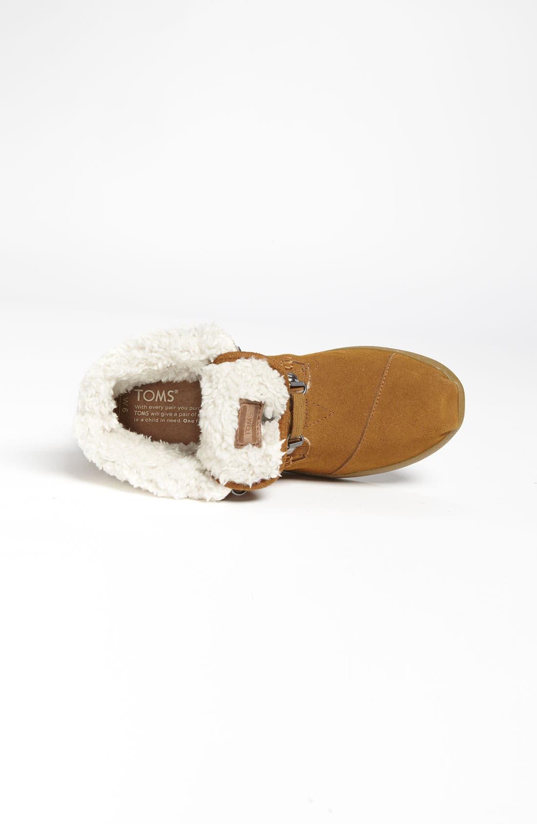 Alternate Image 3  - TOMS 'Botas' Fleece Boot (Women)