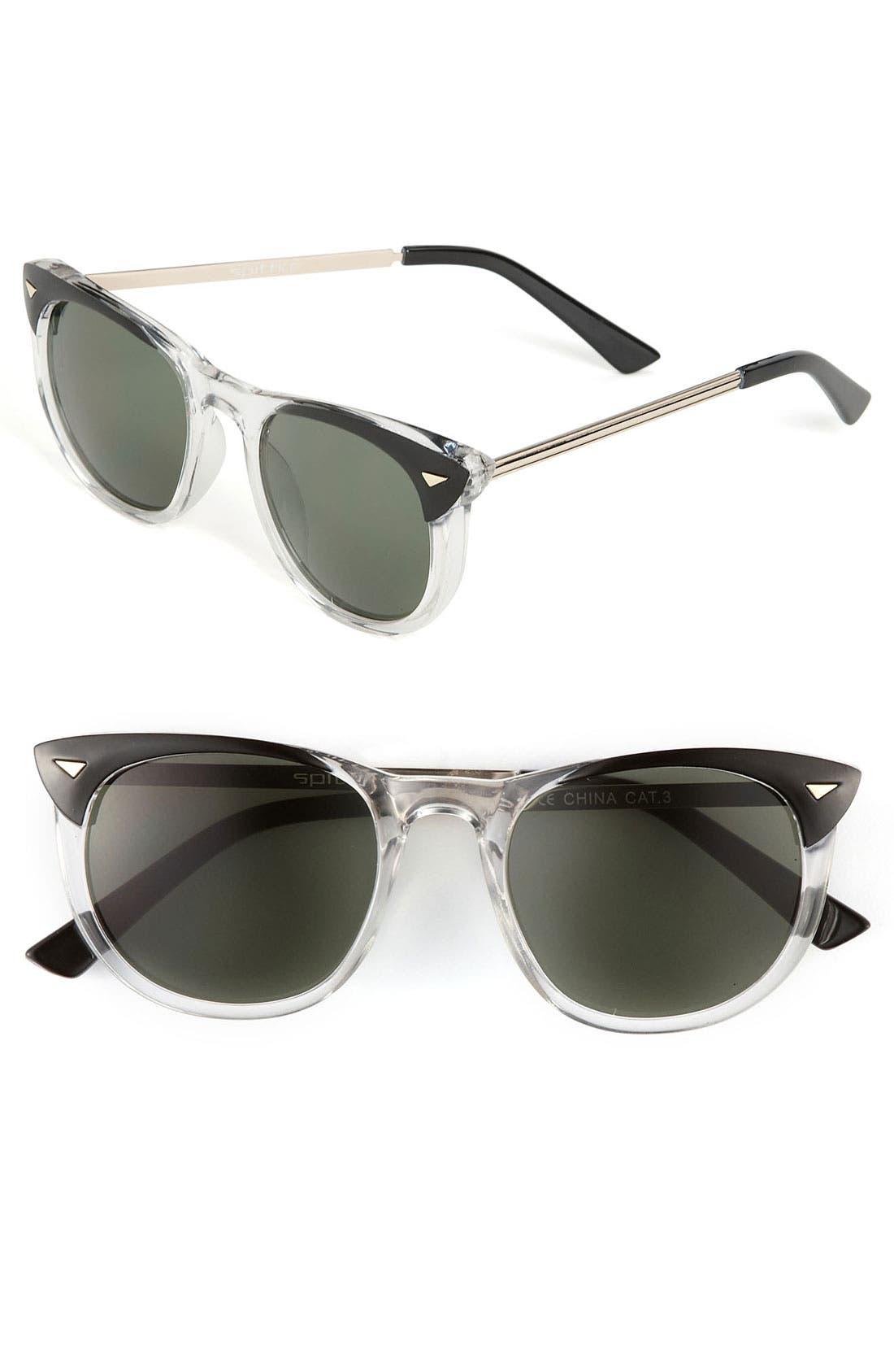 Alternate Image 1 Selected - Spitfire Retro Sunglasses
