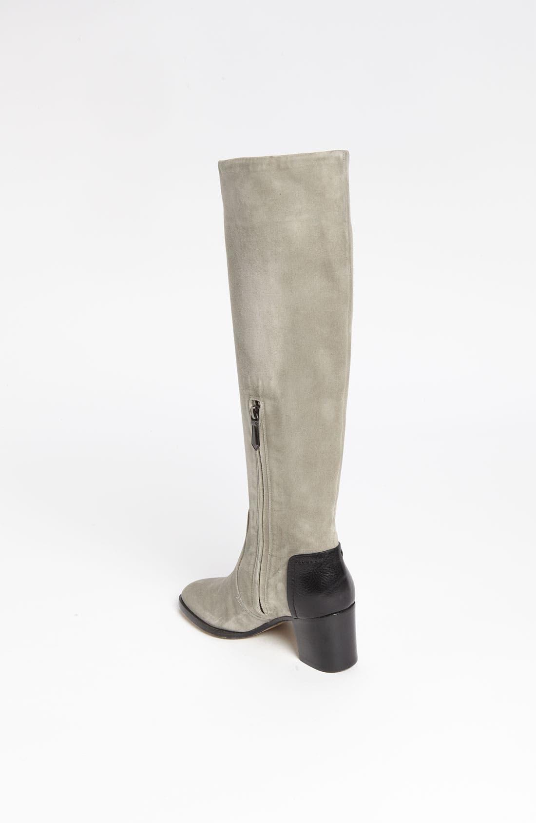 Alternate Image 2  - Reed Krakoff Flat Over the Knee Boot