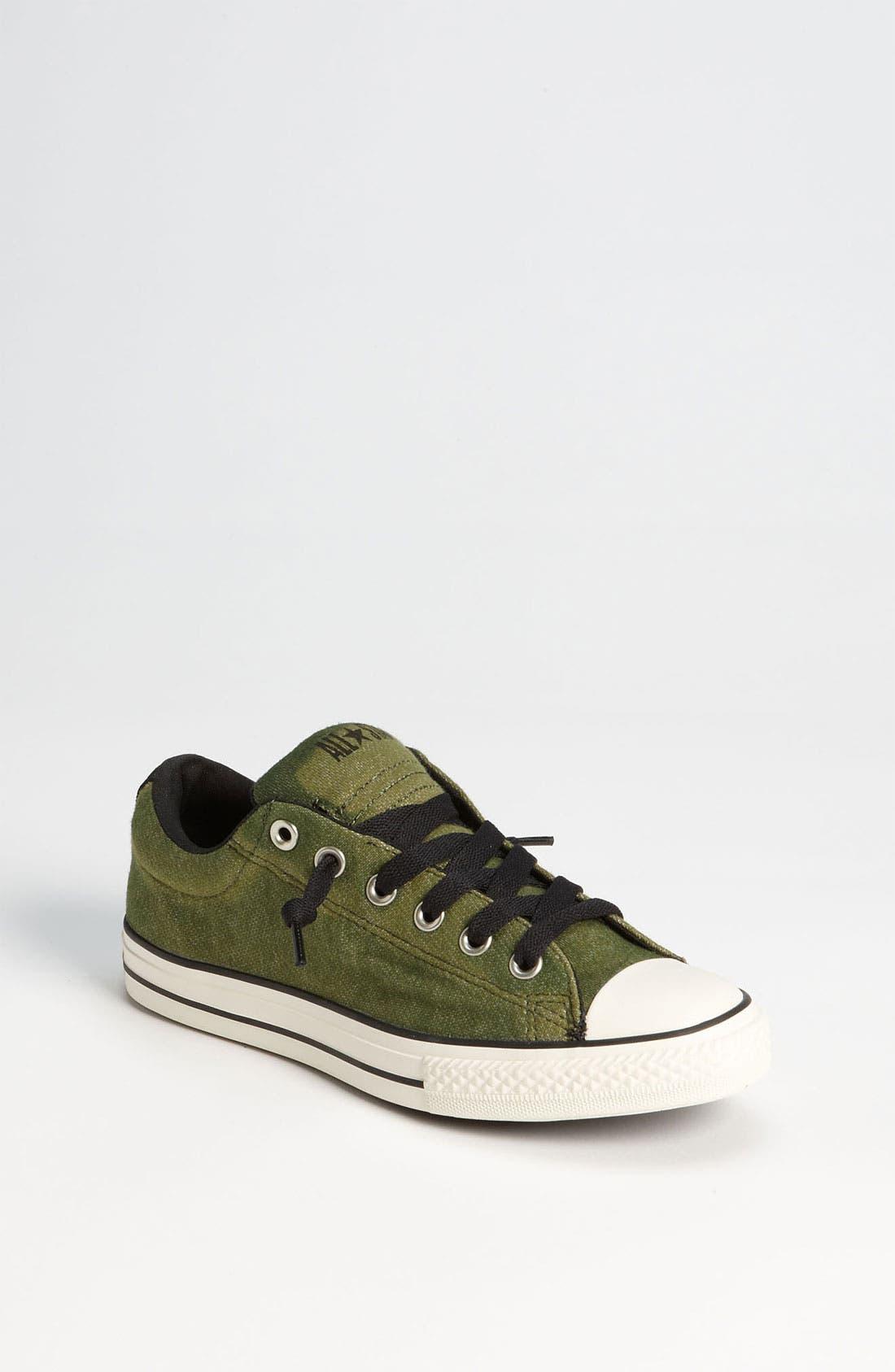 Alternate Image 1 Selected - Converse Chuck Taylor® 'Street' Sneaker (Toddler, Little Kid & Big Kid)