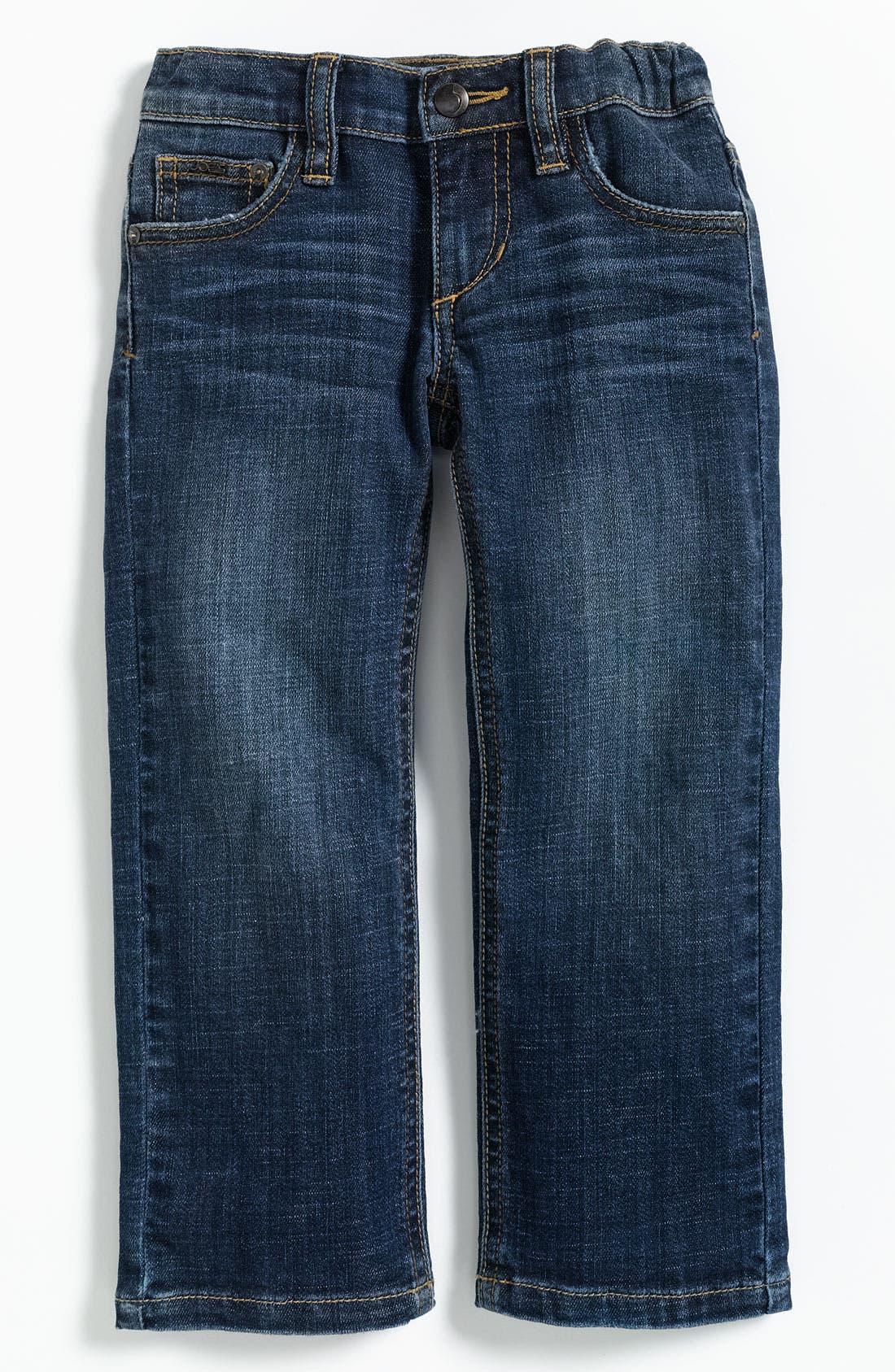 Alternate Image 2  - Joe's 'Brixton' Straight Leg Jeans (Toddler)