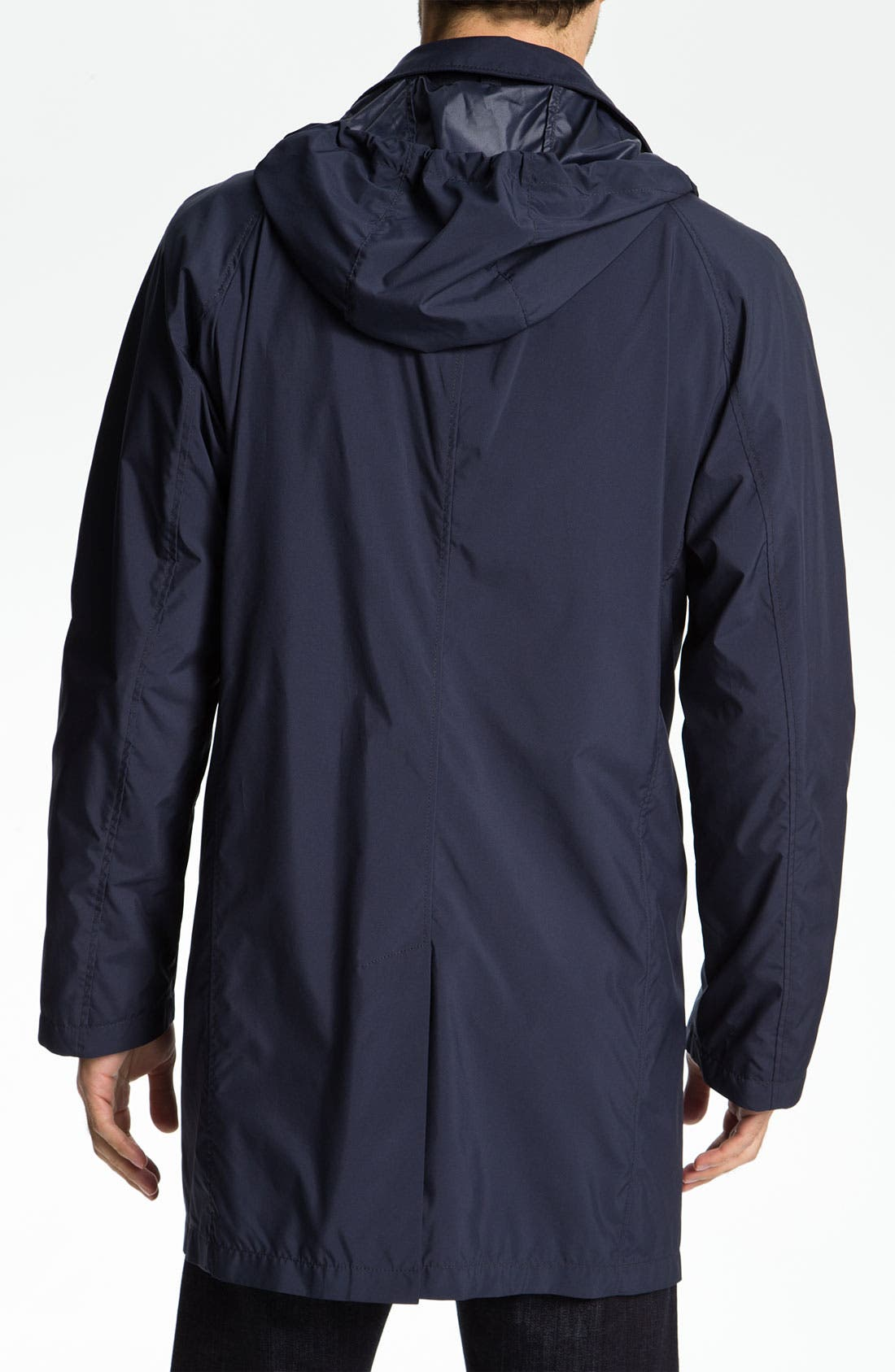 Alternate Image 2  - Allegri 'City' Hooded Raincoat