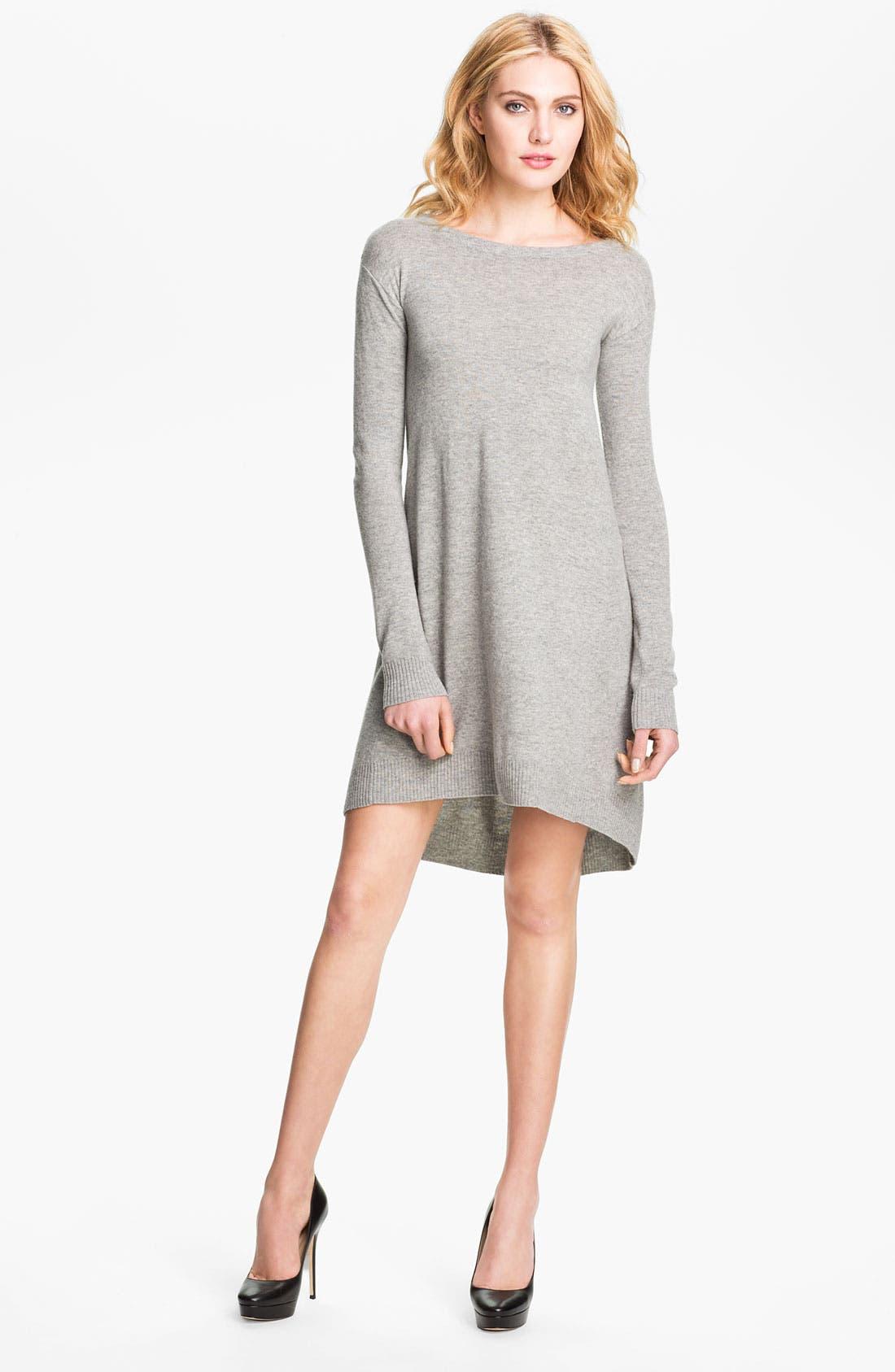 Alternate Image 1 Selected - Diane von Furstenberg 'Branitta' Sweater Dress