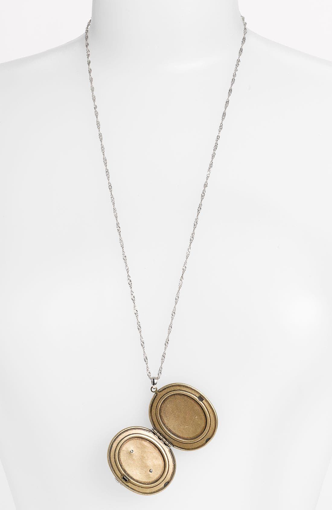 Alternate Image 2  - Nordstrom 'Romantics' Locket Necklace