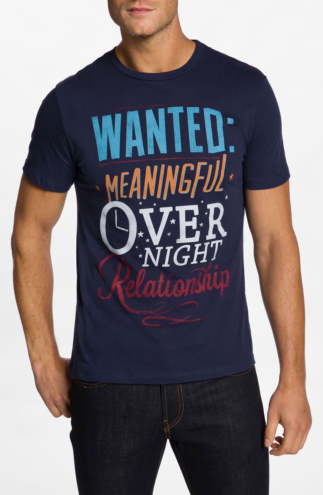 Alternate Image 1 Selected - SLU 'Meaningful Relationship' T-Shirt