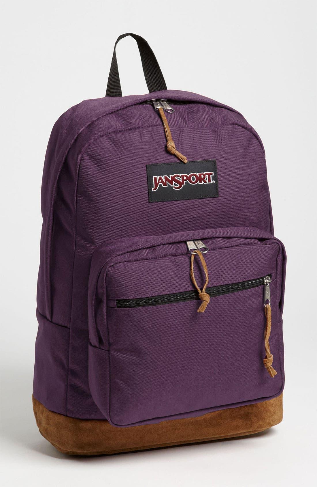 Alternate Image 1 Selected - Jansport 'Right' Backpack