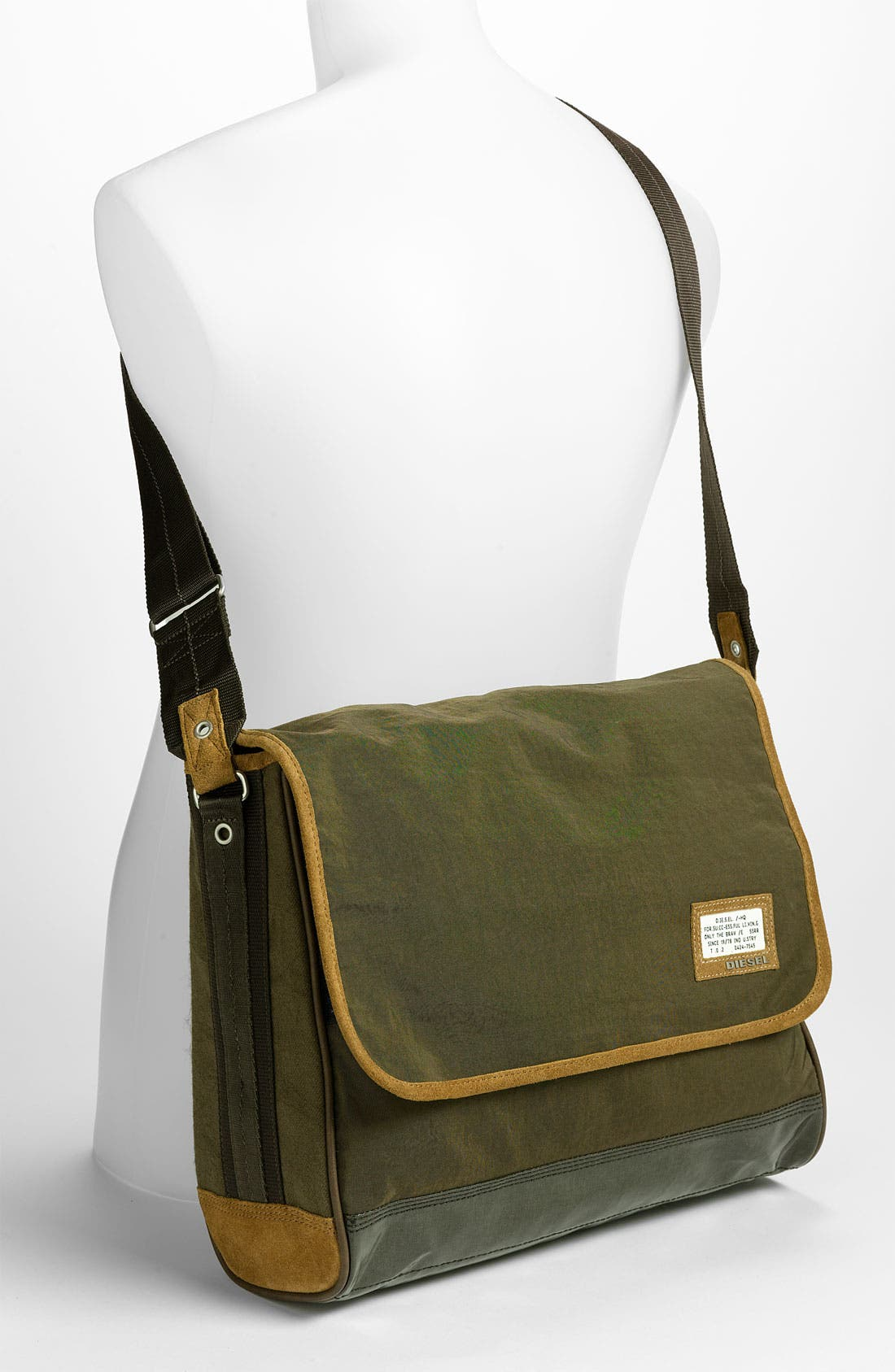 Alternate Image 2  - DIESEL® 'T-Ten Rush' Cross Body Messenger Bag