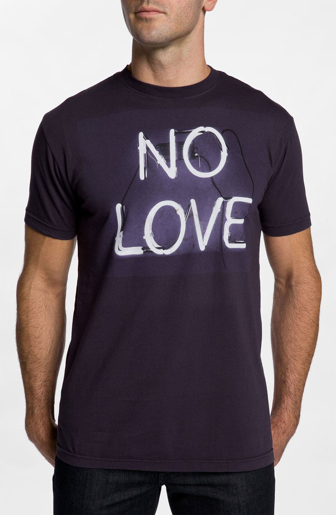 Alternate Image 1 Selected - Fresh Jive 'No Love' T-Shirt
