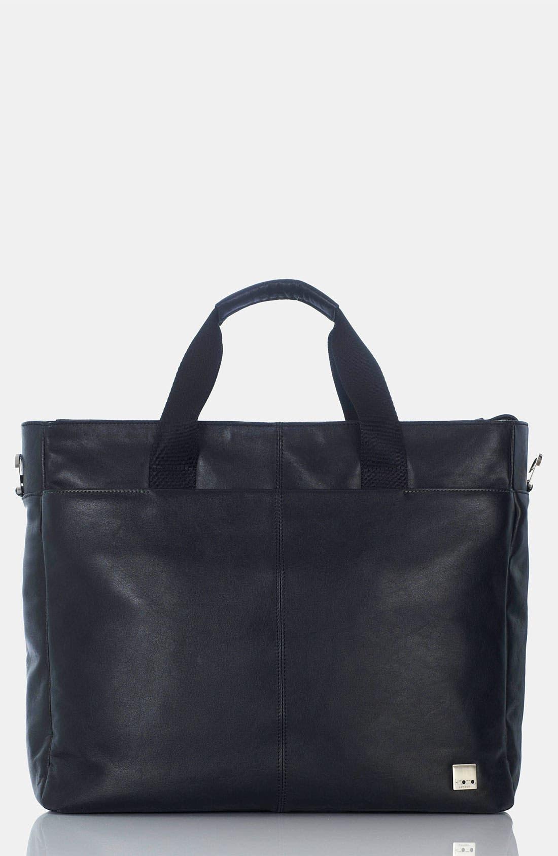 Alternate Image 1 Selected - KNOMO London 'Paxton' 15 Inch Tote Bag