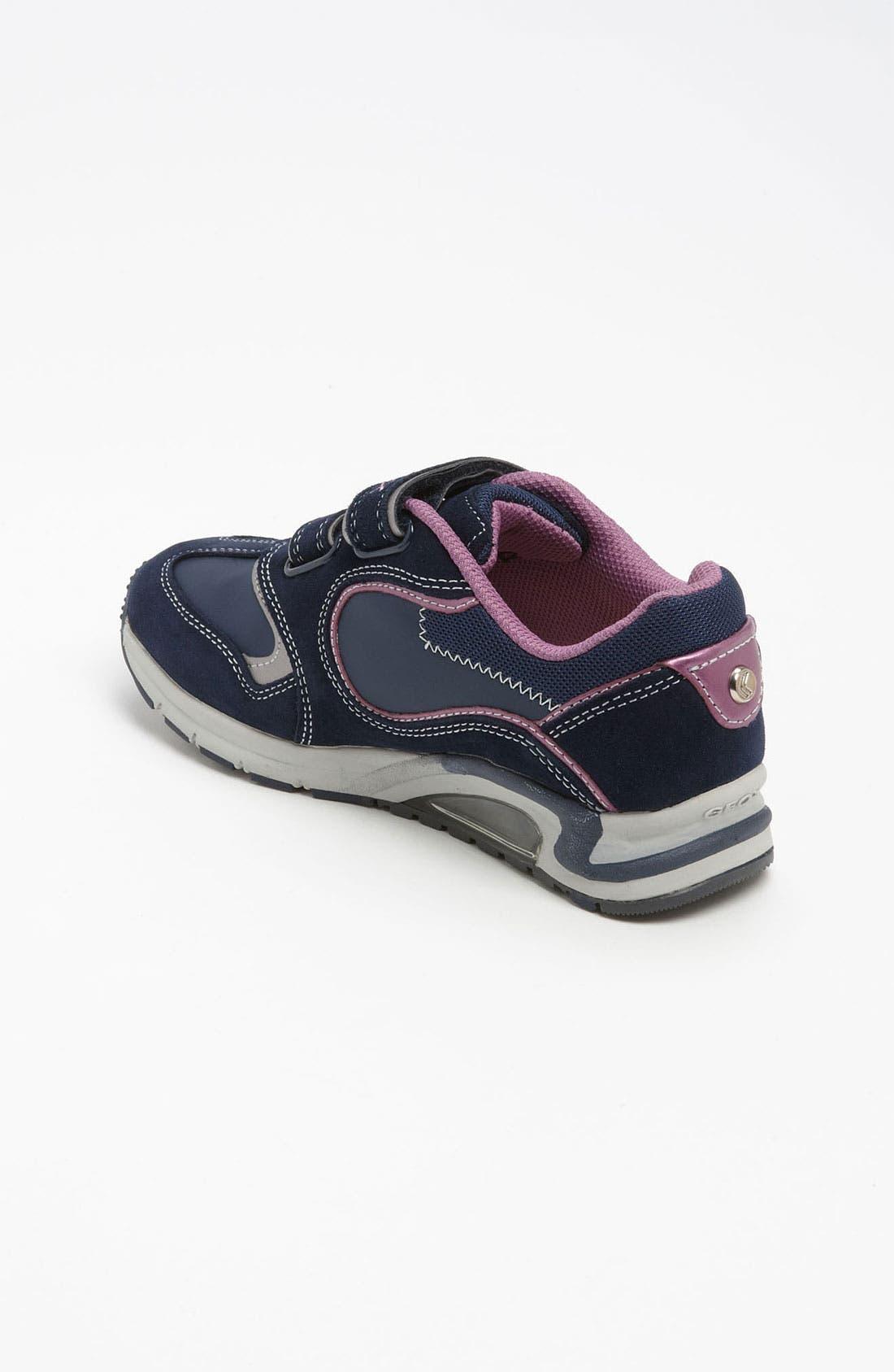 Alternate Image 2  - Geox 'Shaky' Sneaker (Toddler, Little Kid & Big Kid)