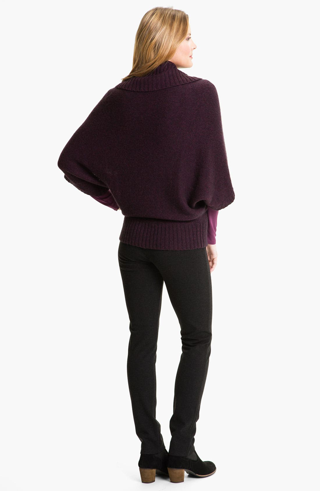 Alternate Image 5  - Eileen Fisher Funnel Neck Sweater