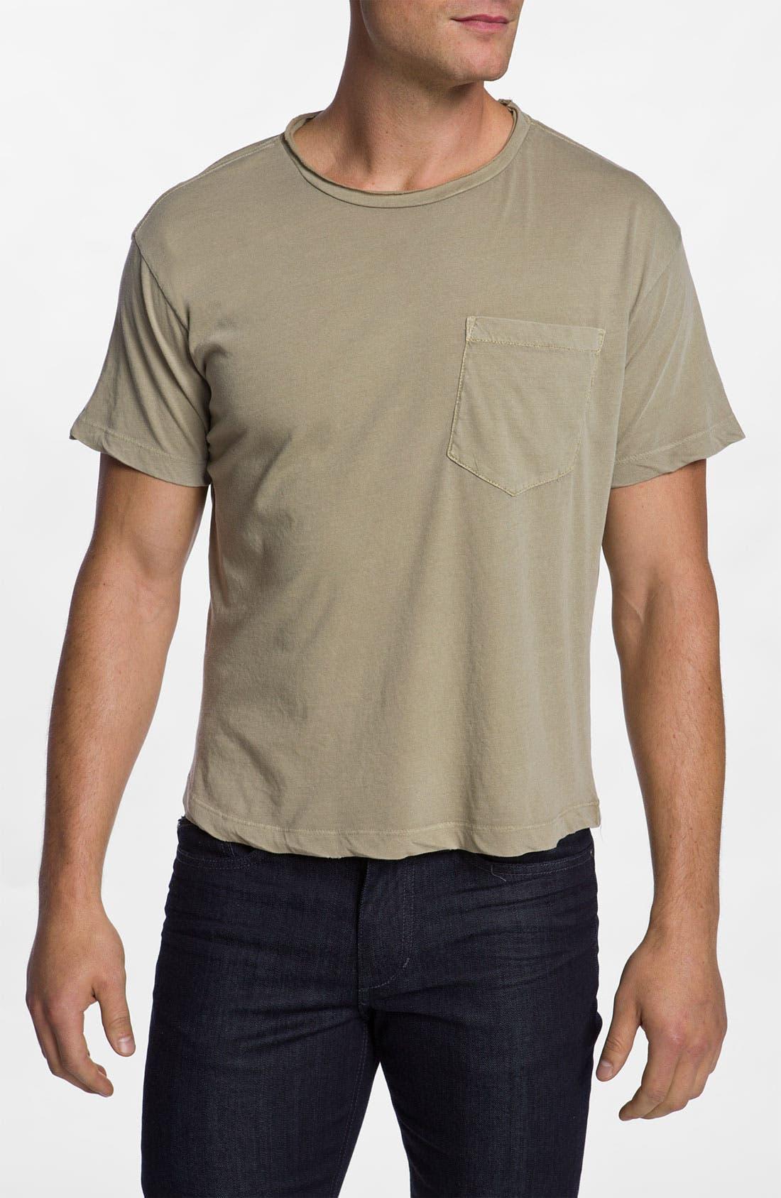 Alternate Image 1 Selected - RVCA Pocket T-Shirt