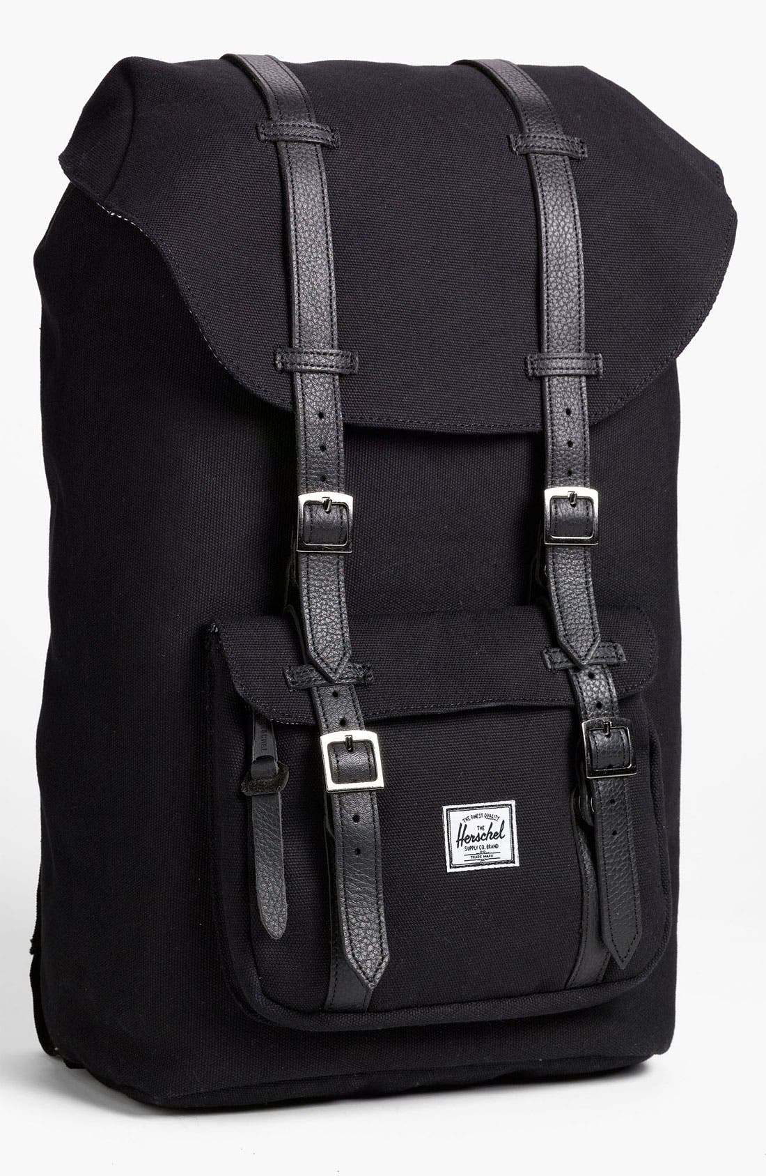 Alternate Image 1 Selected - Herschel Supply Co. 'Little American 20' Canvas Backpack