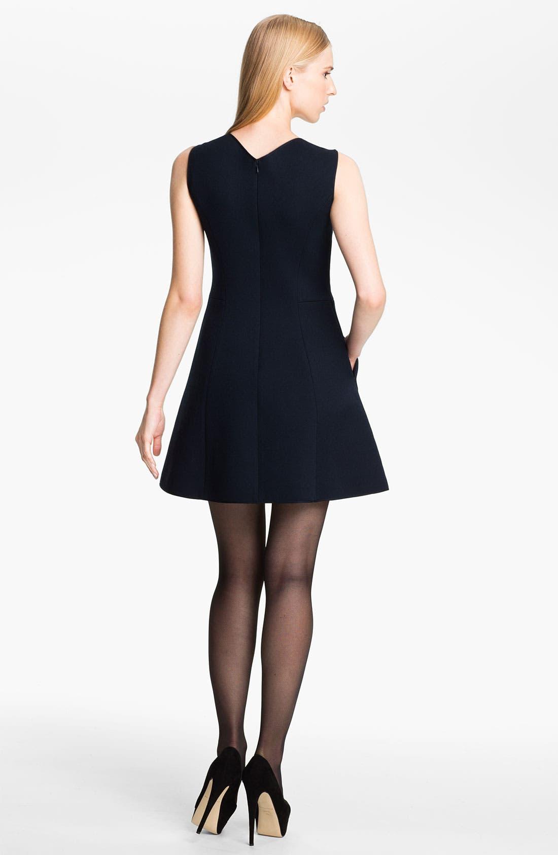 Alternate Image 2  - Theyskens' Theory 'Durran Flok' Dress