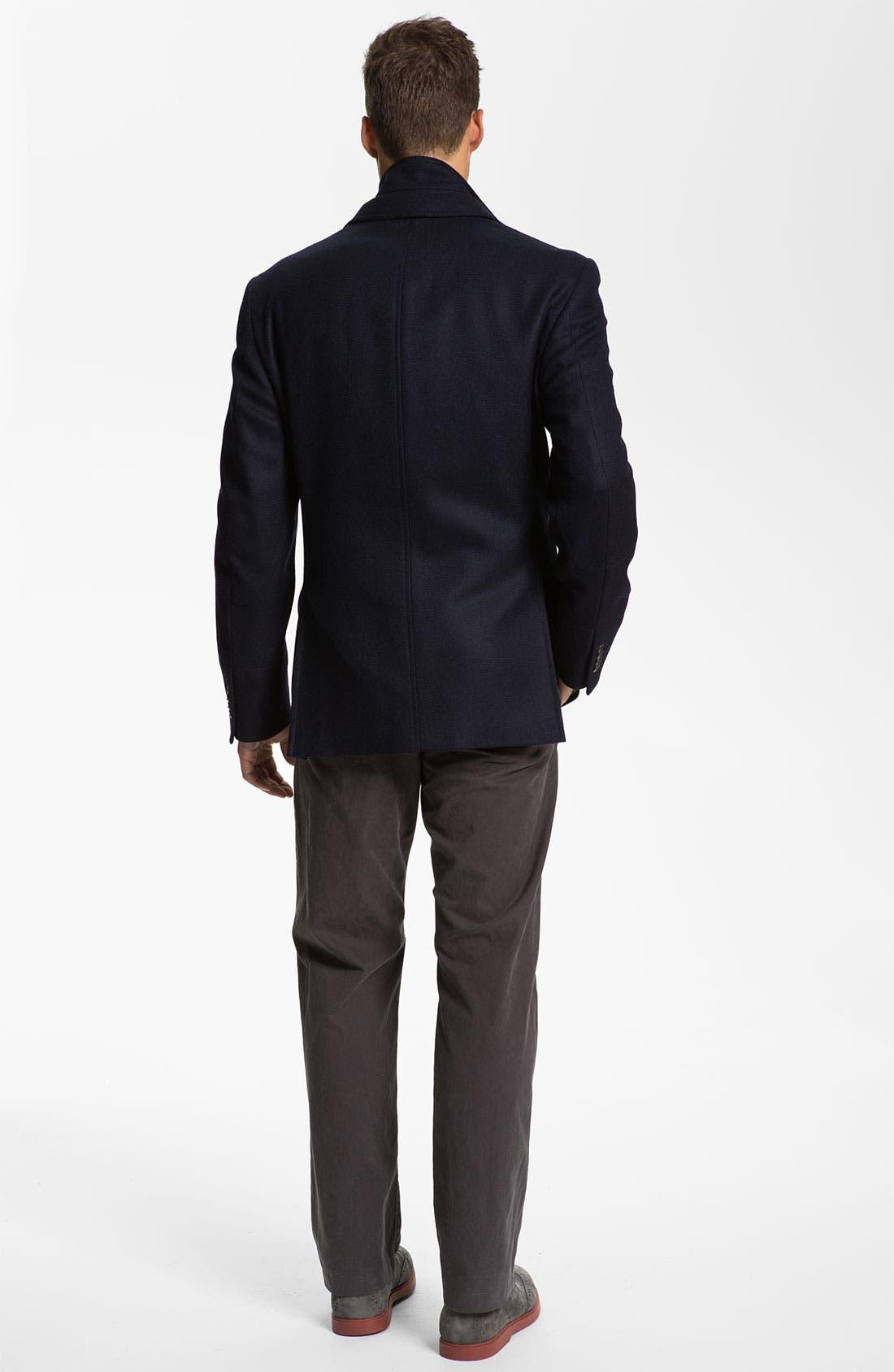 Alternate Image 5  - Kroon 'Ritchie' Wool & Cashmere Blazer Style Coat