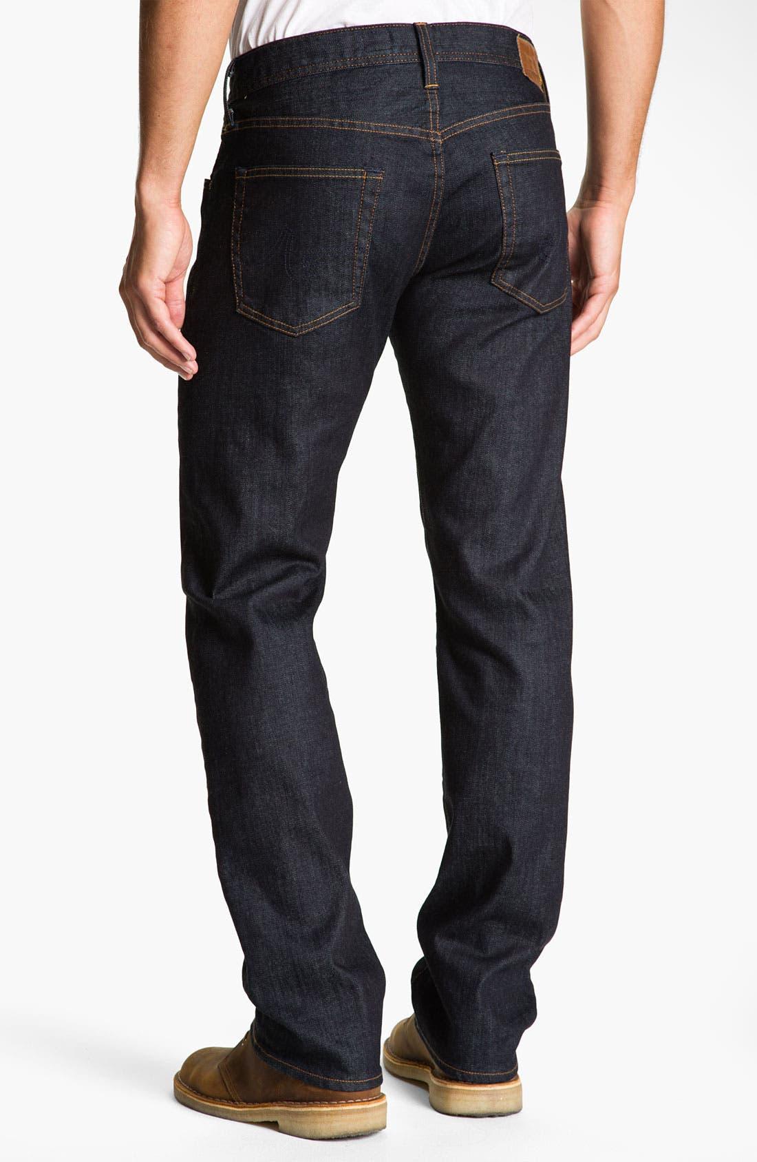 Alternate Image 2  - AG Jeans 'Geffen Easy Slim' Straight Leg Jeans (Jack)