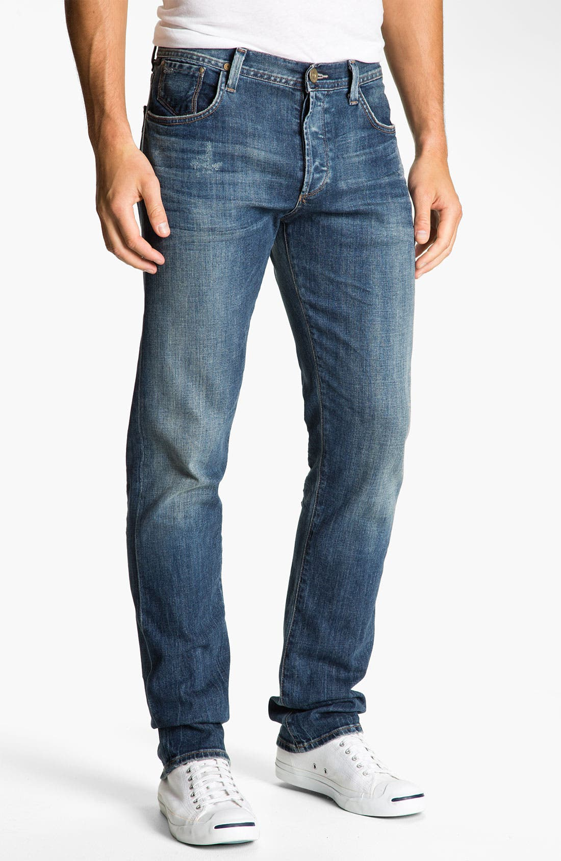 Alternate Image 1 Selected - Citizens of Humanity 'Core' Slim Fit Jeans (Lawrence)