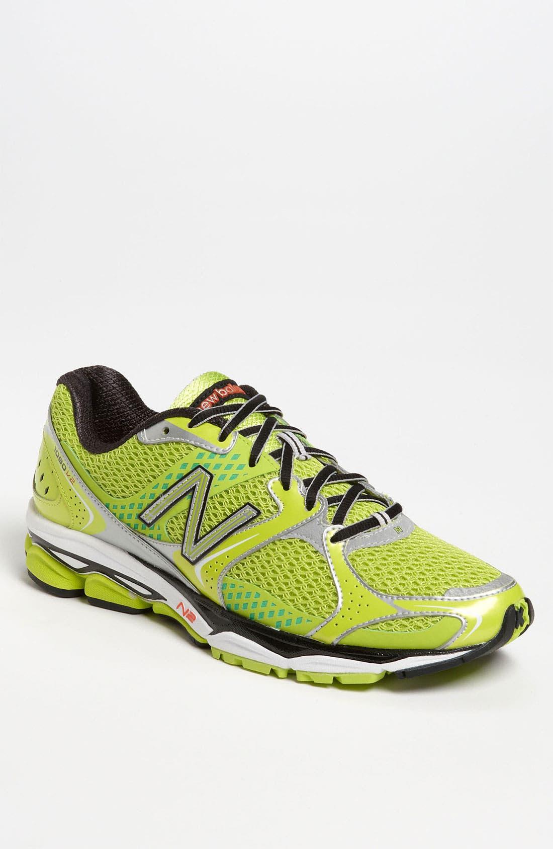 Alternate Image 1 Selected - New Balance '1080' Running Shoe (Men)