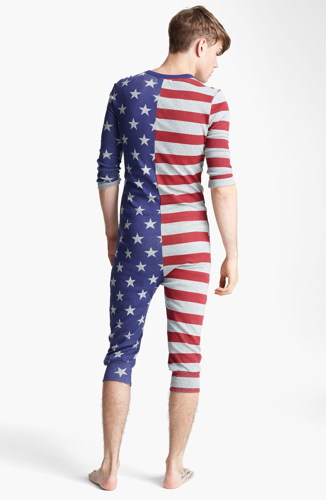 Alternate Image 2  - Topman 'America' Pajamas