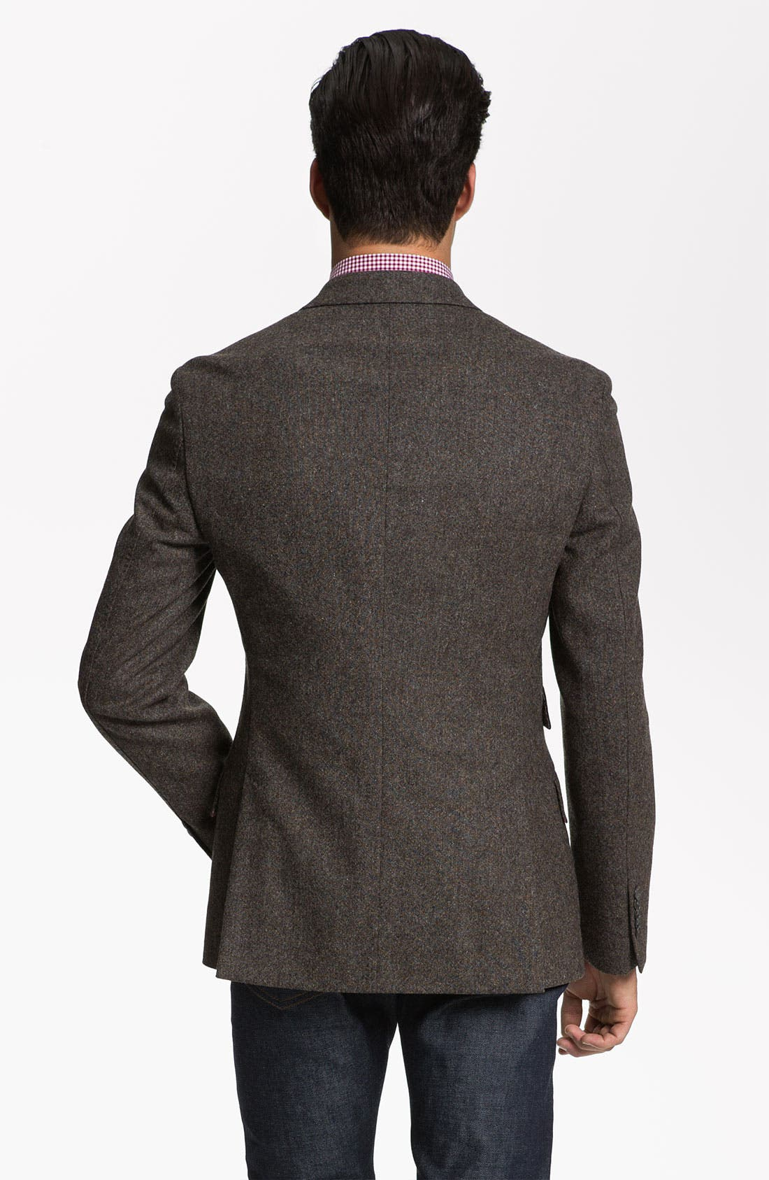 Alternate Image 2  - Paul Smith London Wool Blazer