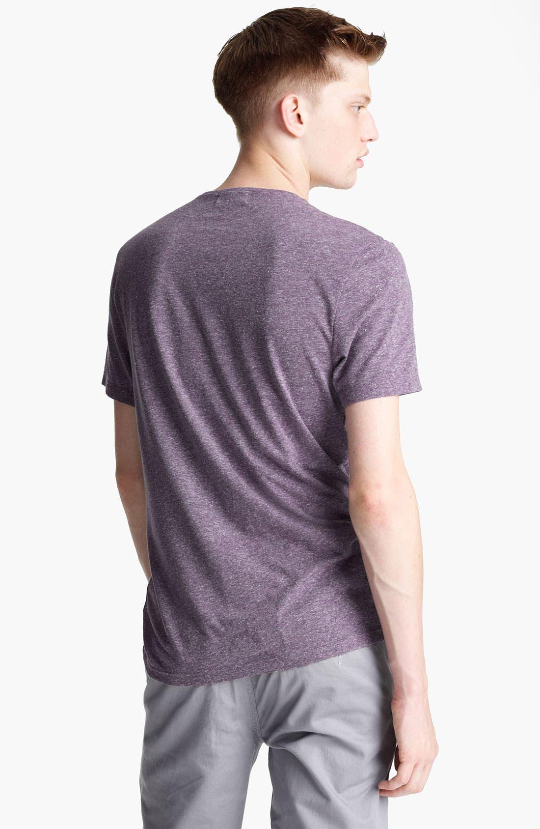 Alternate Image 2  - Topman 'Noble' Cut And Sew T-Shirt