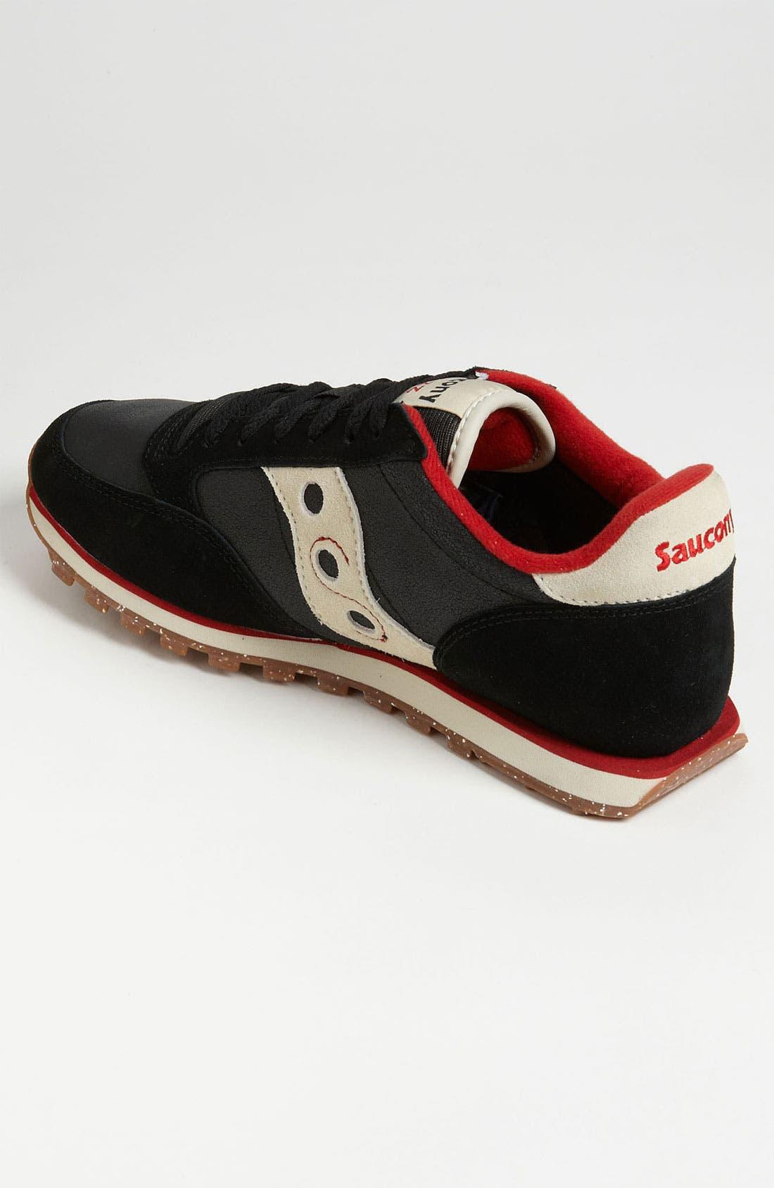 Alternate Image 2  - Saucony 'Jazz Low Pro CL' Sneaker (Men)