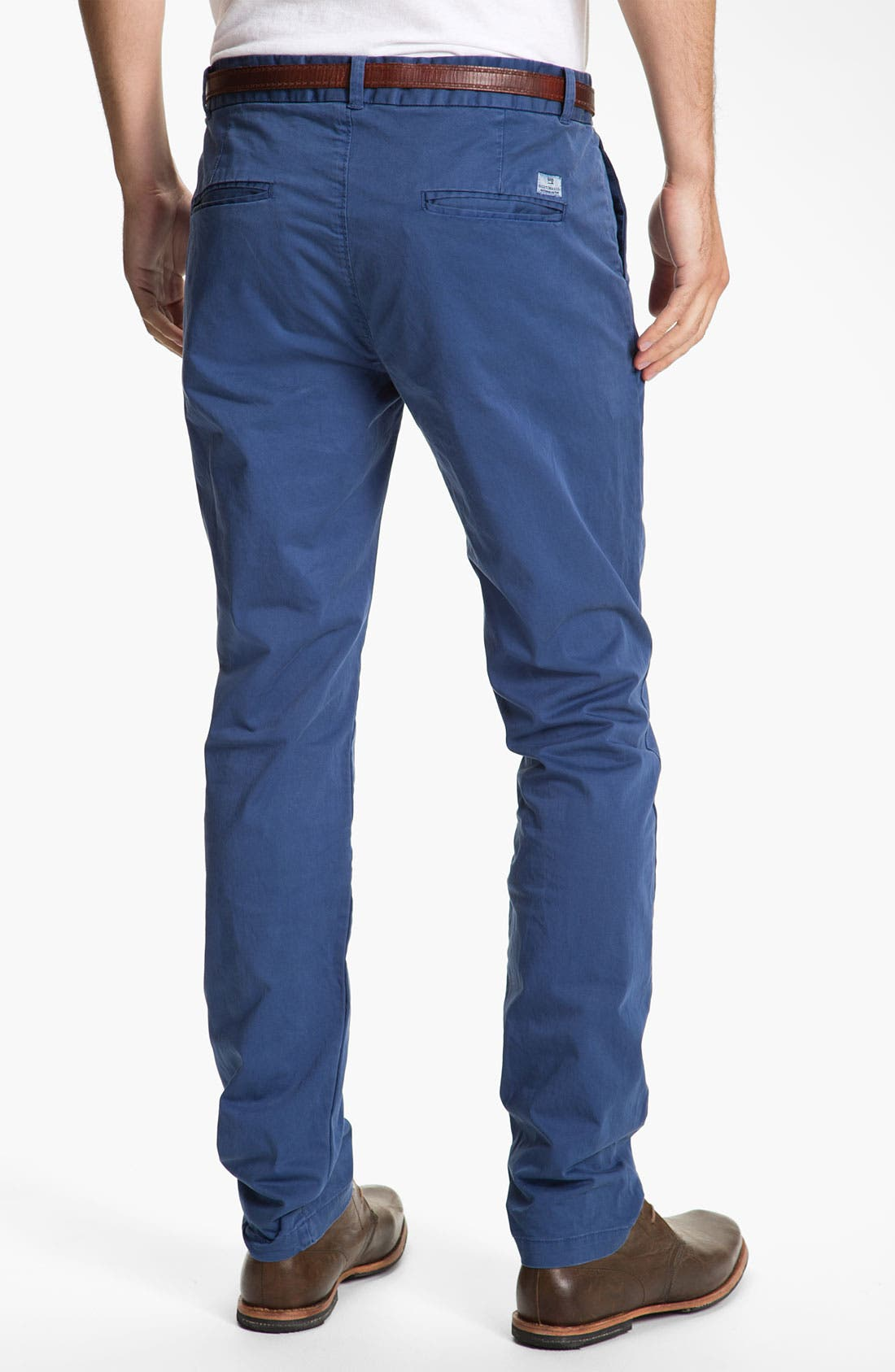 Alternate Image 2  - Scotch & Soda Slim Fit Chinos