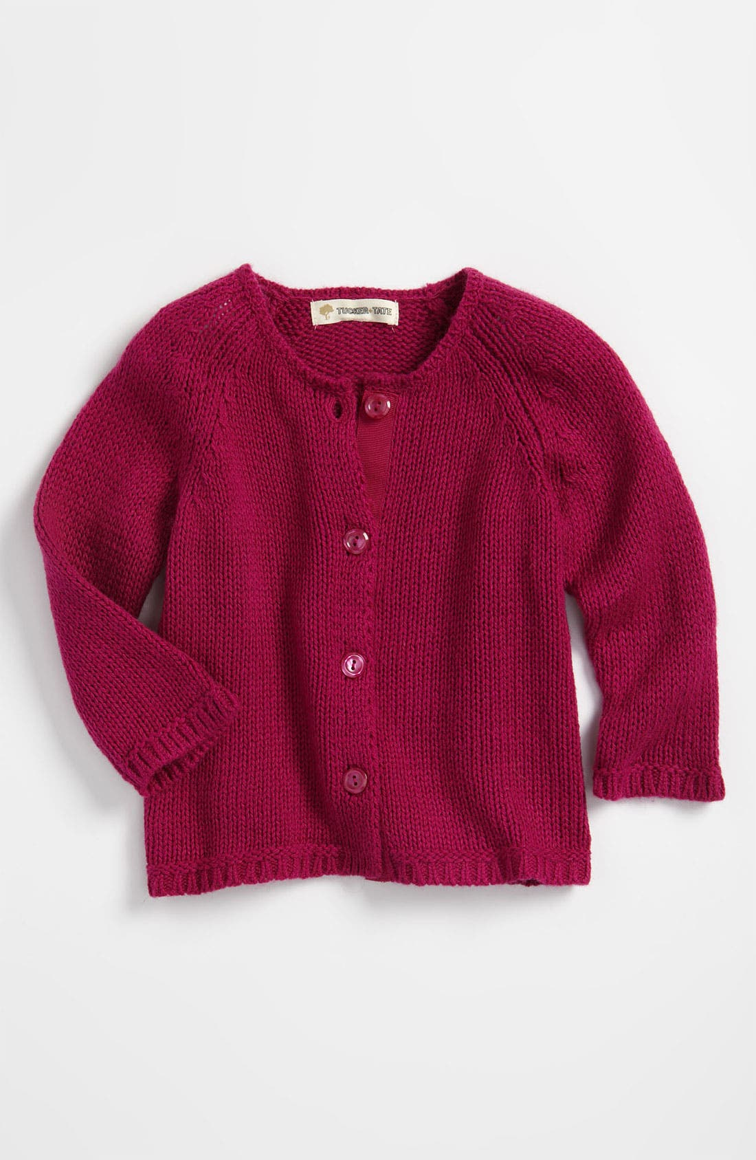 Main Image - Tucker + Tate 'Amber' Cardigan (Infant)