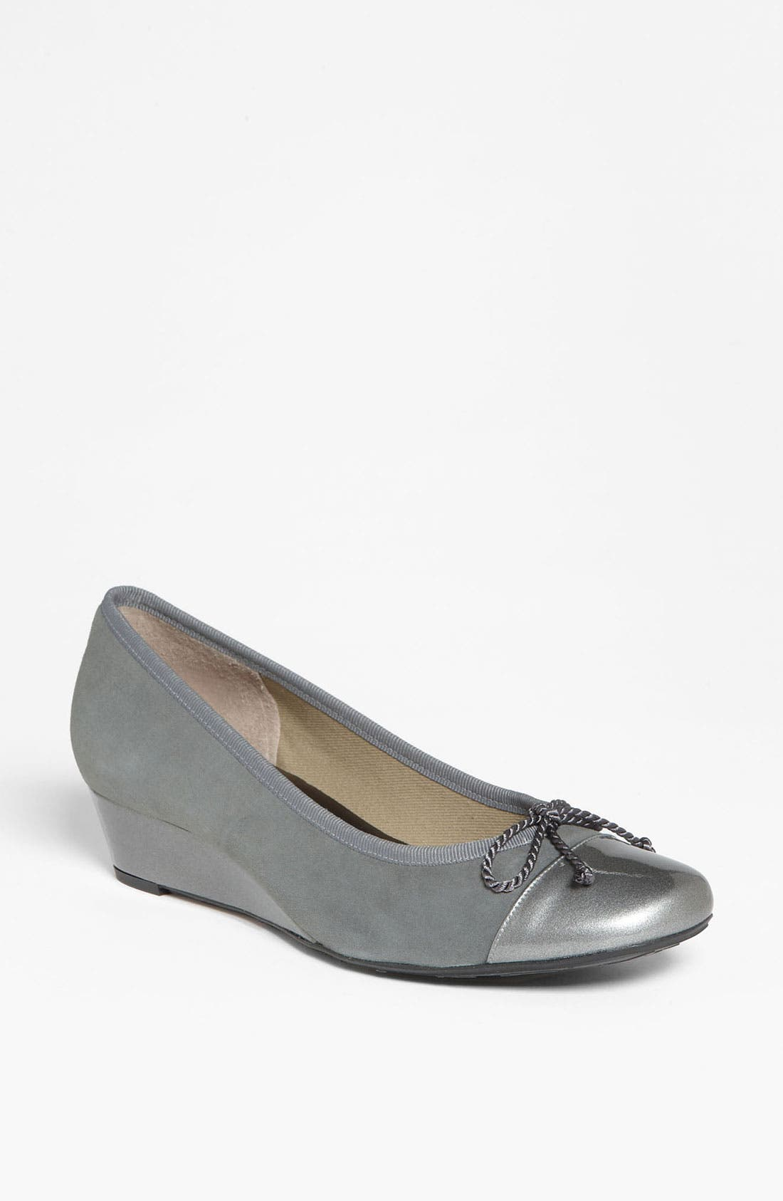 Alternate Image 1 Selected - French Sole 'Diverse' Wedge Pump