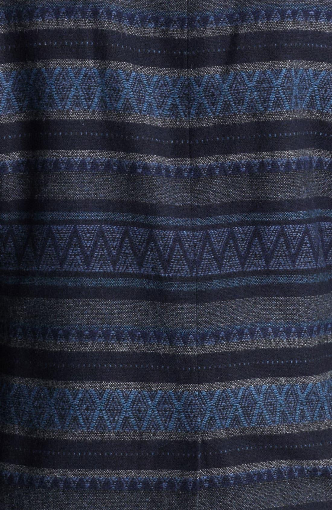 Alternate Image 3  - Topman Stripe Pattern Blazer