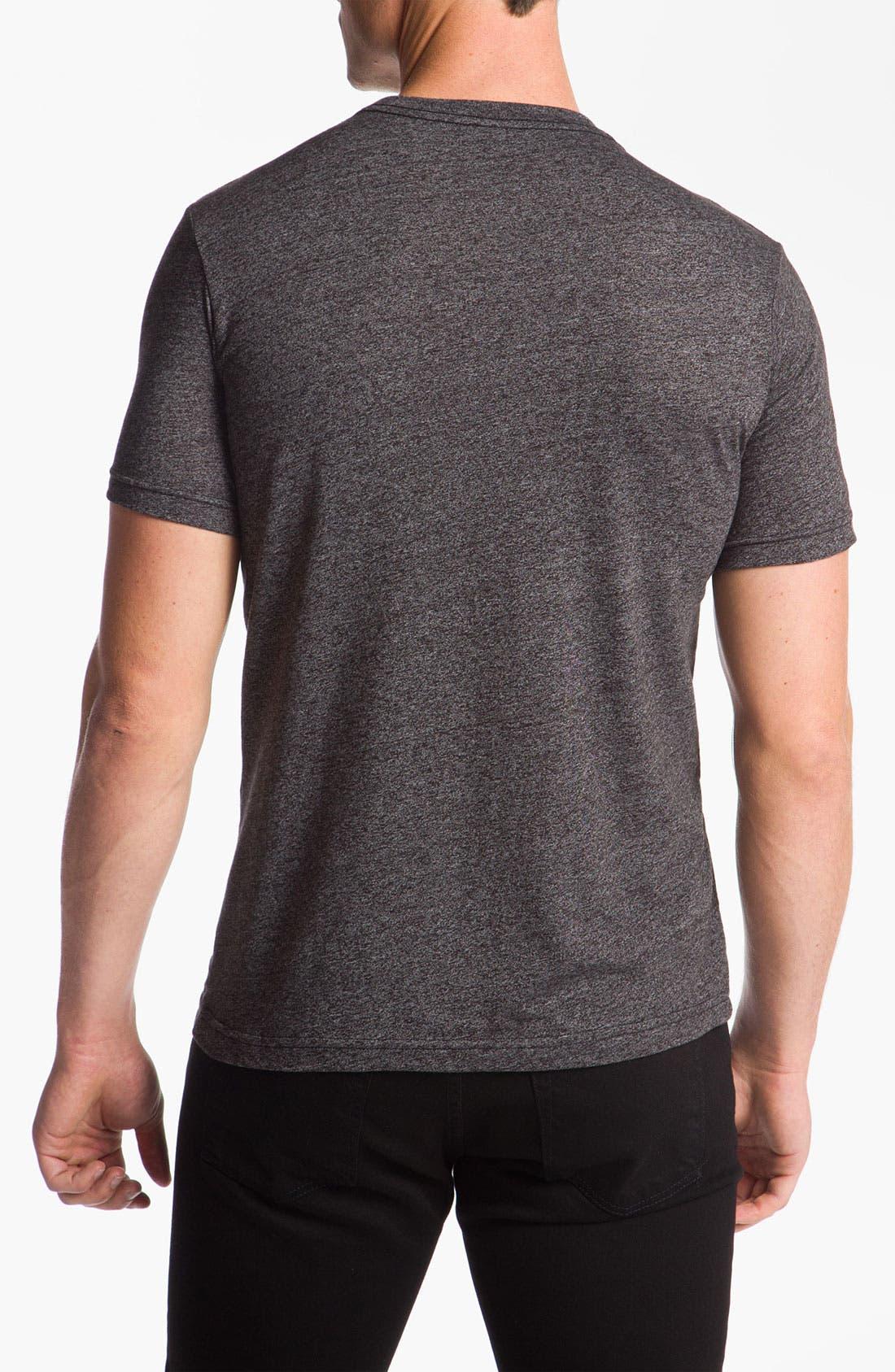 Alternate Image 2  - Volcom 'Nue Volca' Stripe T-Shirt