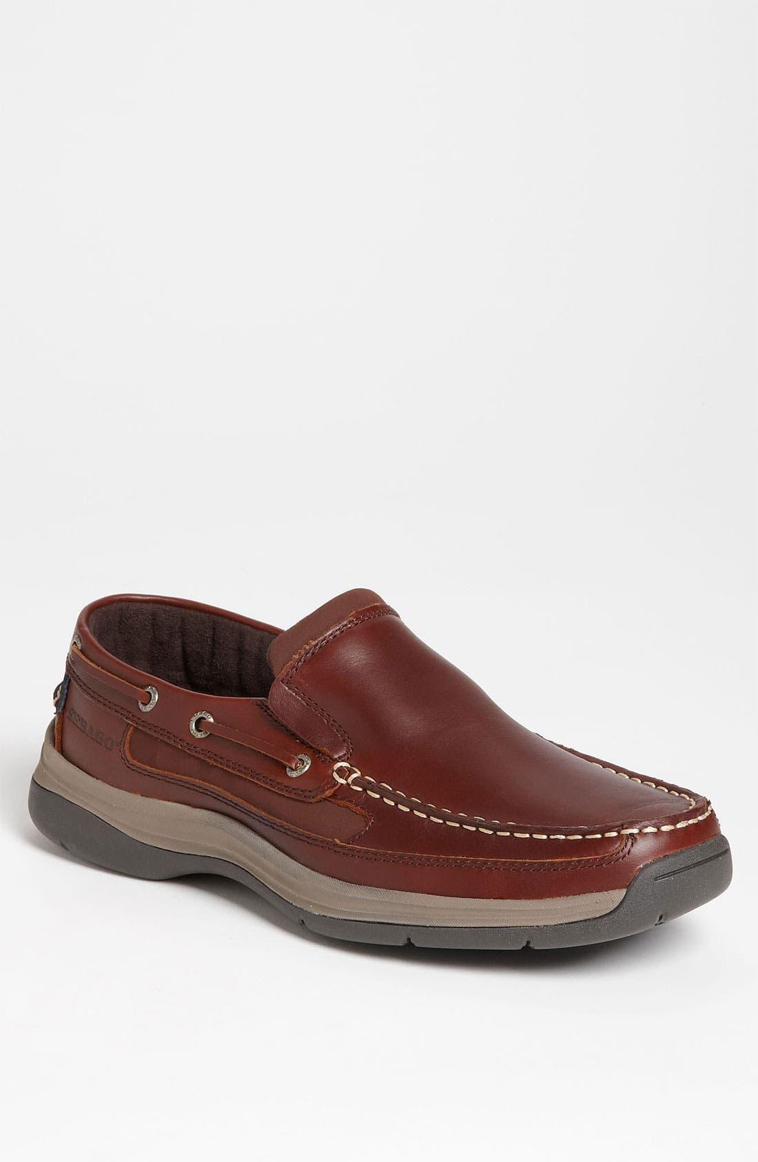 Alternate Image 1 Selected - Sebago 'Bowman' Boat Shoe (Online Only)