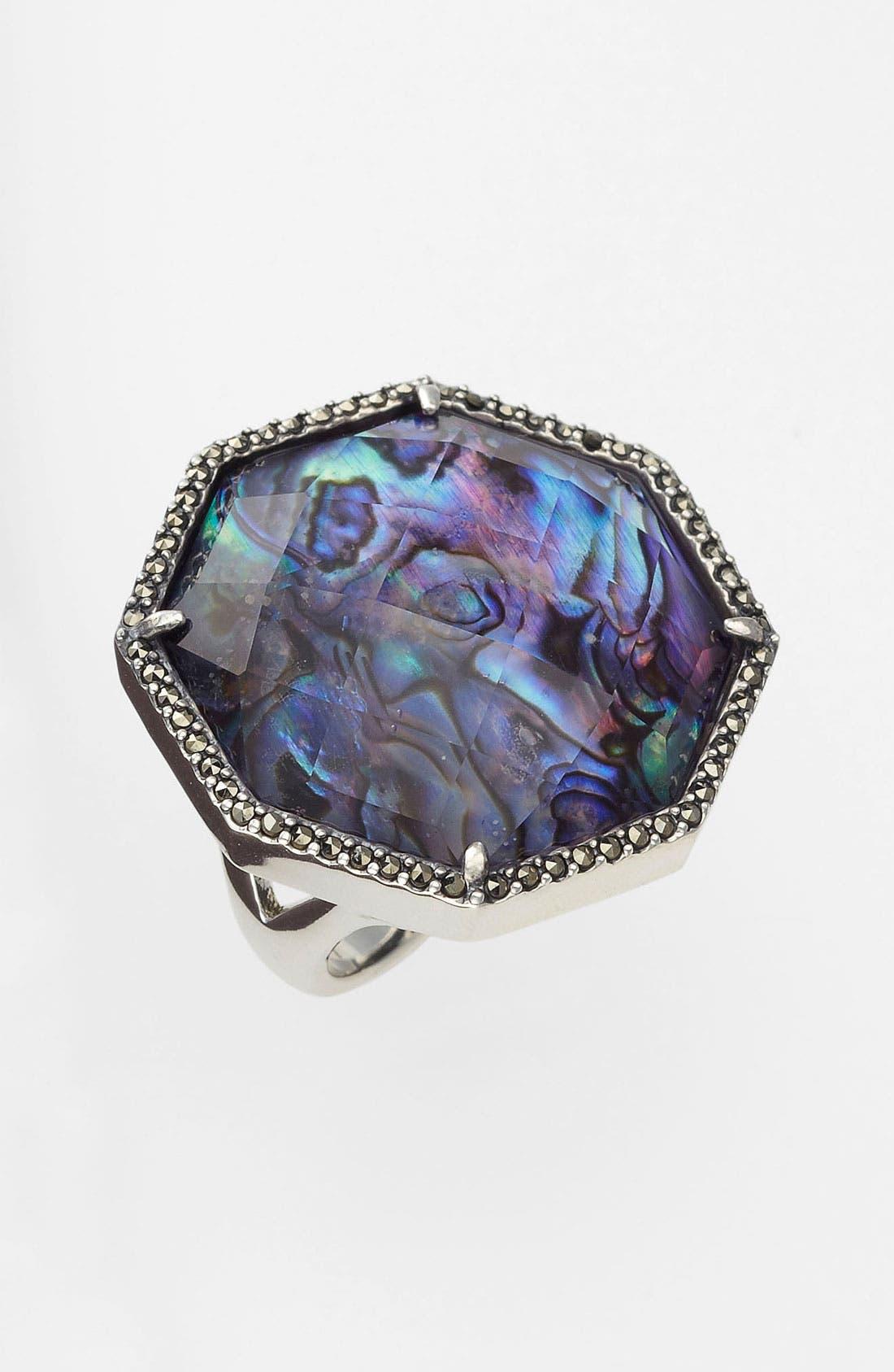 Alternate Image 1 Selected - Judith Jack 'Maldives' Stone Ring