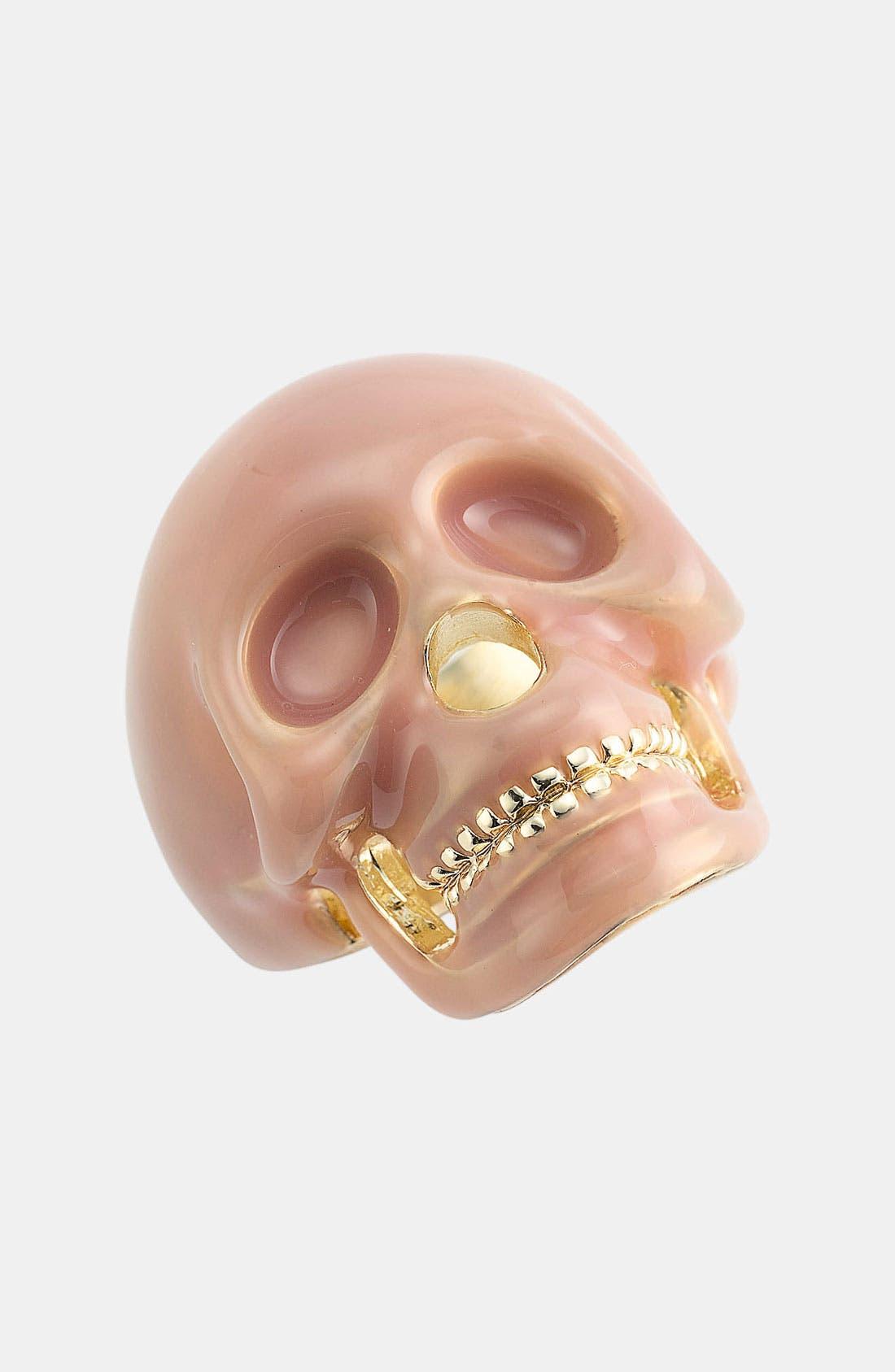 Main Image - Spring Street Skull Ring