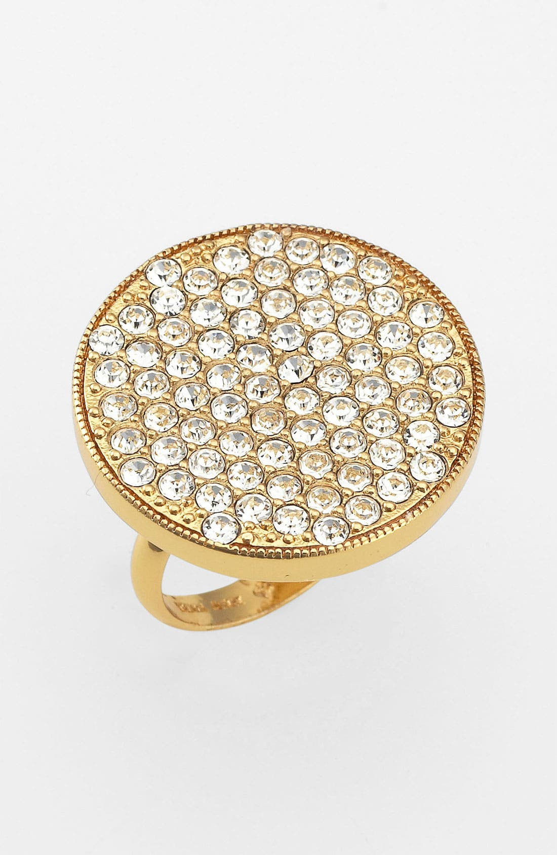 Alternate Image 1 Selected - kate spade new york 'bright spot' cocktail ring