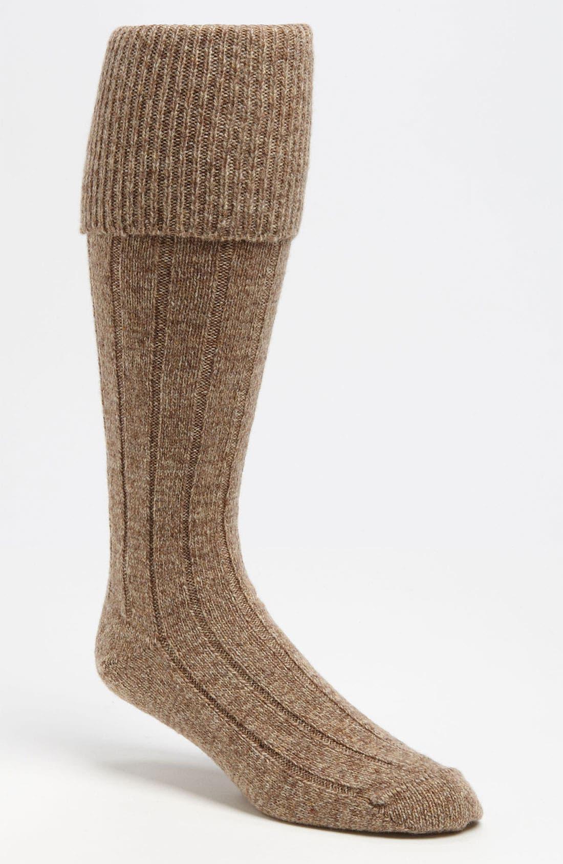 Alternate Image 1 Selected - Scott-Nichol Long Shooting Socks