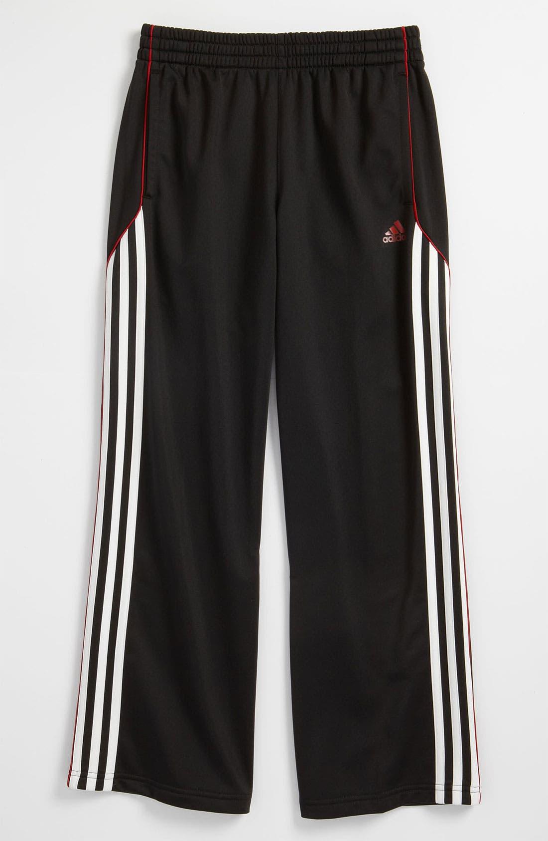 Alternate Image 1 Selected - adidas Tricot Pants (Big Boys)