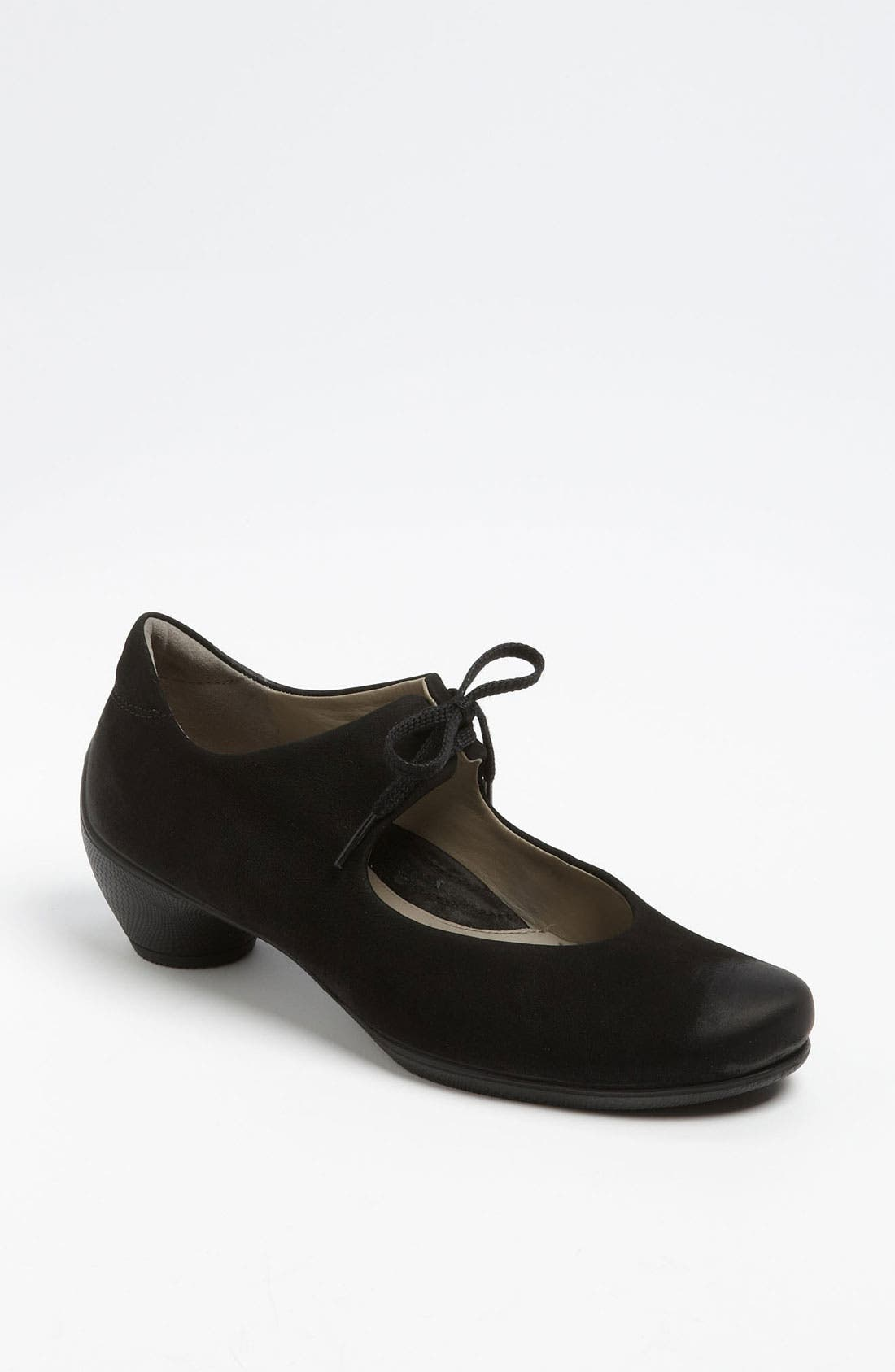 Alternate Image 1 Selected - ECCO 'Sculptured Lace' Mary Jane Pump