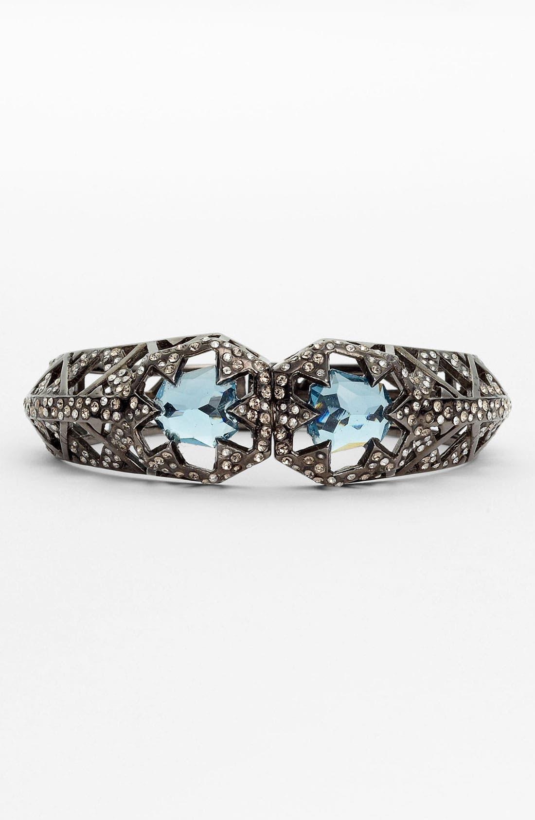 Alternate Image 1 Selected - Alexis Bittar 'Miss Havisham - Deco' Hinged Bracelet (Nordstrom Exclusive)