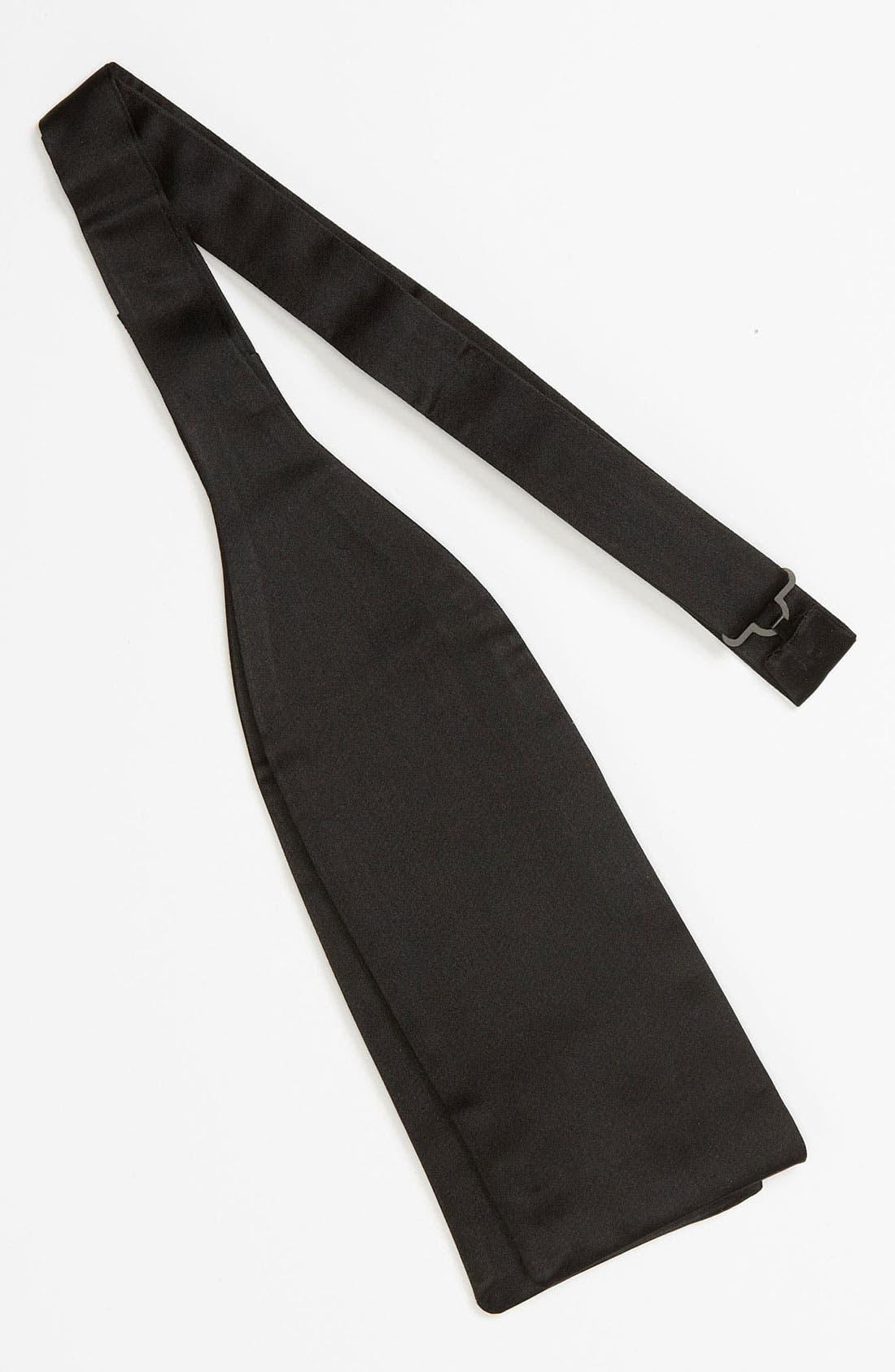 Alternate Image 2  - BOSS Silk Bow Tie