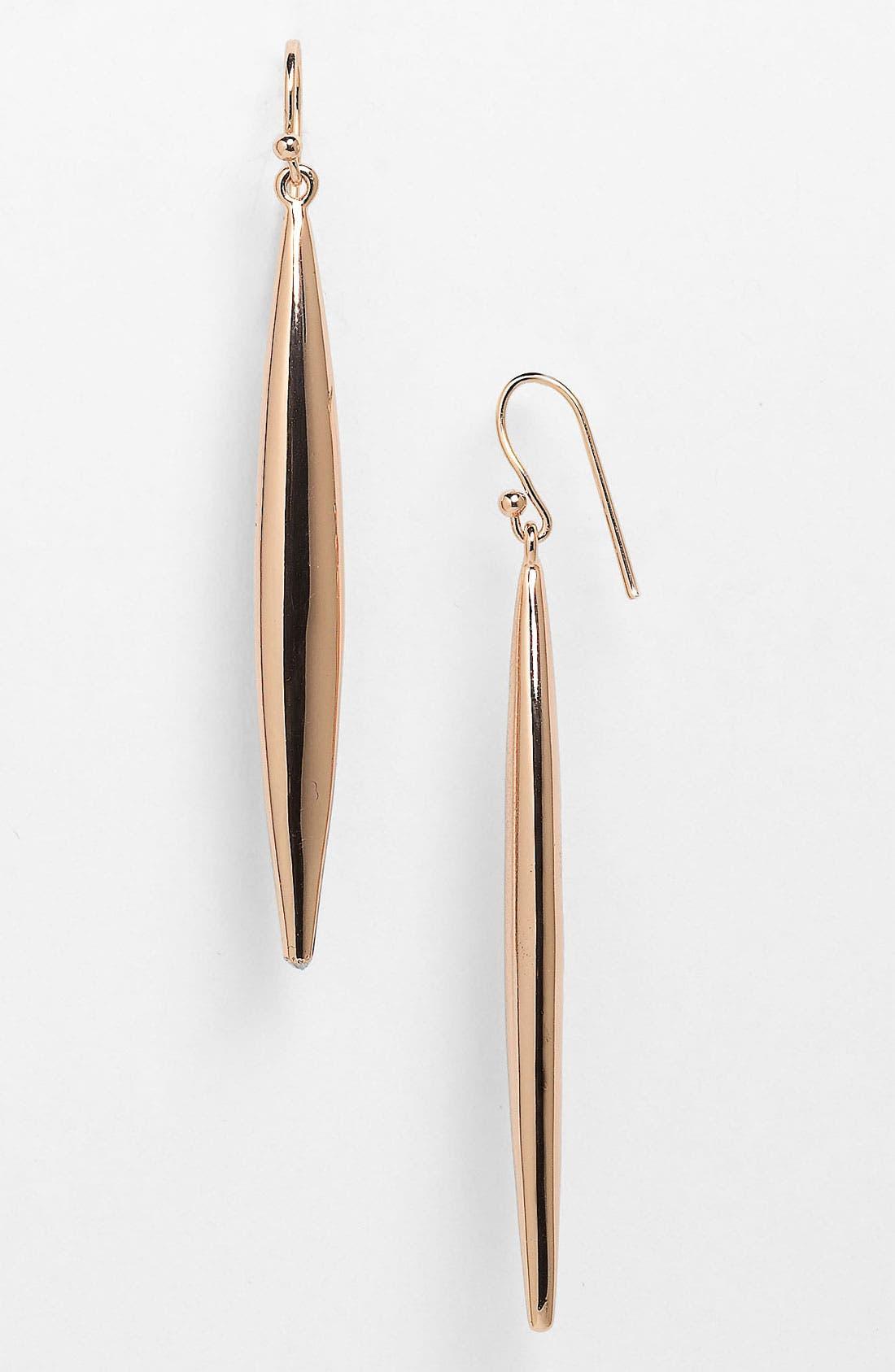 Alternate Image 1 Selected - Vince Camuto Spear Earrings