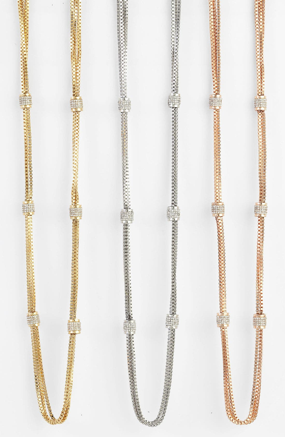 Main Image - Vince Camuto Multistrand Necklace