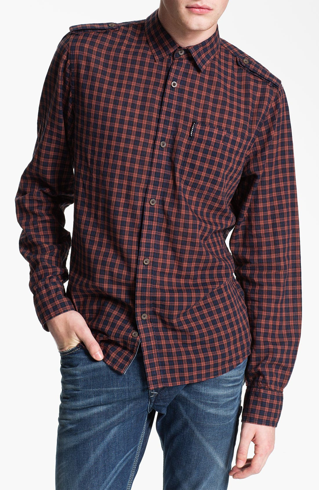 Alternate Image 1 Selected - Zanerobe 'Rad' Woven Shirt