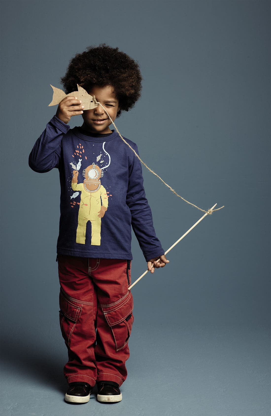 Alternate Image 2  - Mini Boden 'Exploration' T-Shirt (Toddler)
