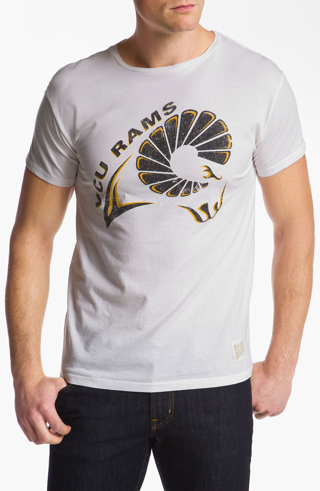 Main Image - The Original Retro Brand 'Virginia Commonwealth Rams' T-Shirt